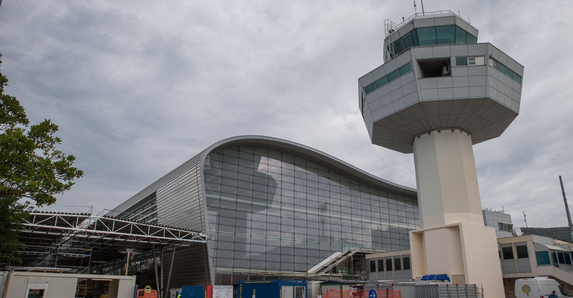 Problemi u cestovnom i pomorskom prometu, svi letovi iz Dubrovnika otkazani ili preusmjereni