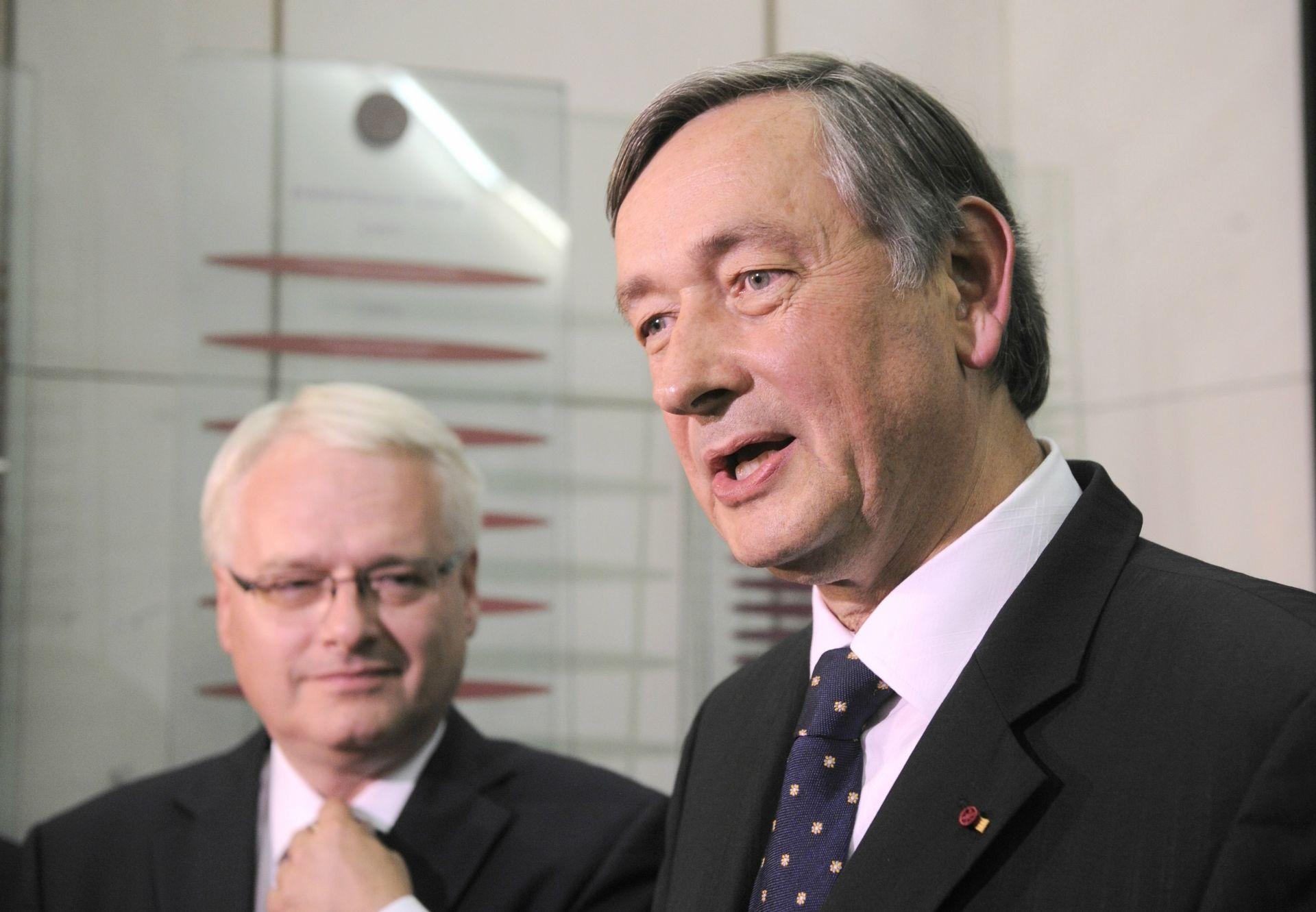 SLOVENIJA Tuerk navodno zainteresiran za mjesto glavnog tajnika OESS-a