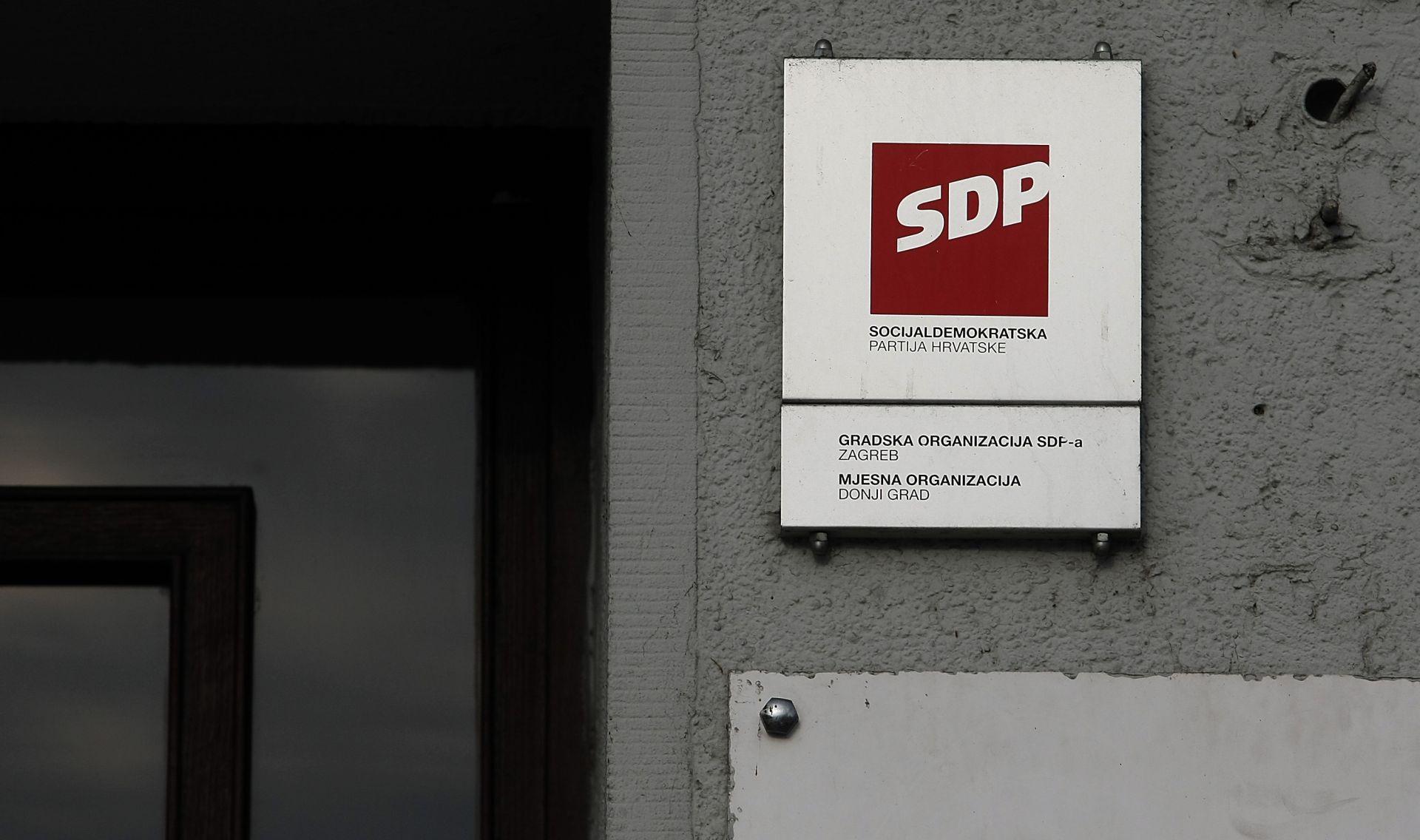 "SDP ""Najoštrije osuđujemo bilo kakvo nasilje, slučaj Lalovca ne smijemo komentirati"""