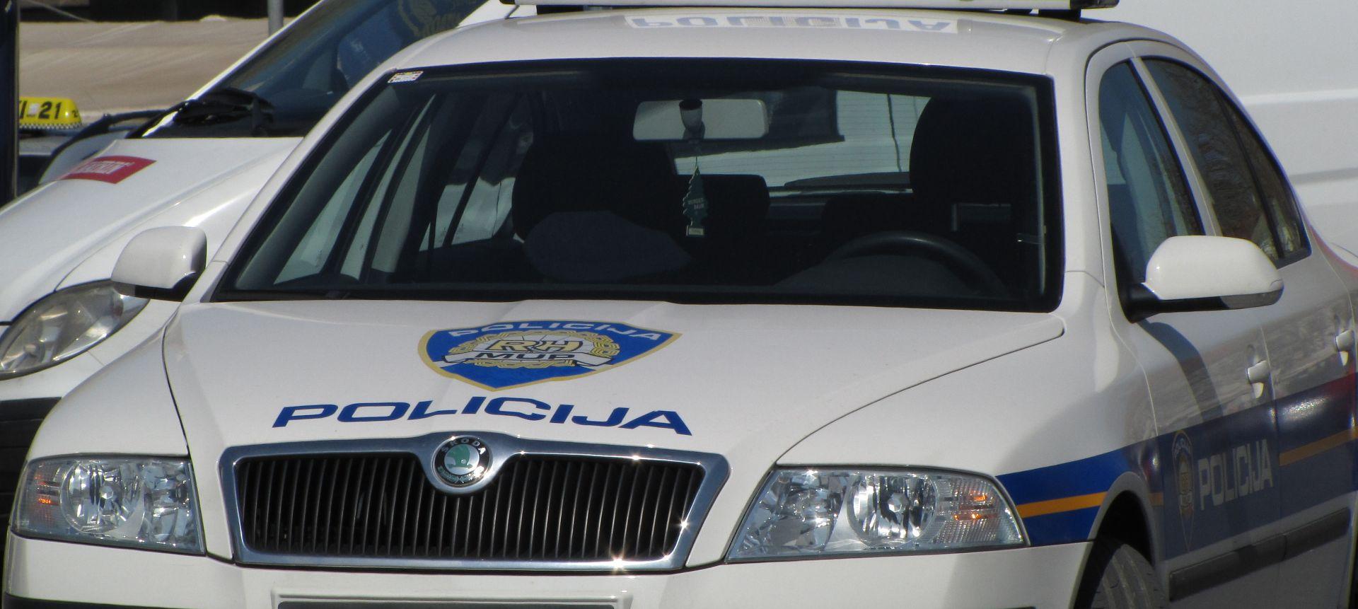 U šumi kod Karlovca pronađena mrtva žena, policija provela očevid