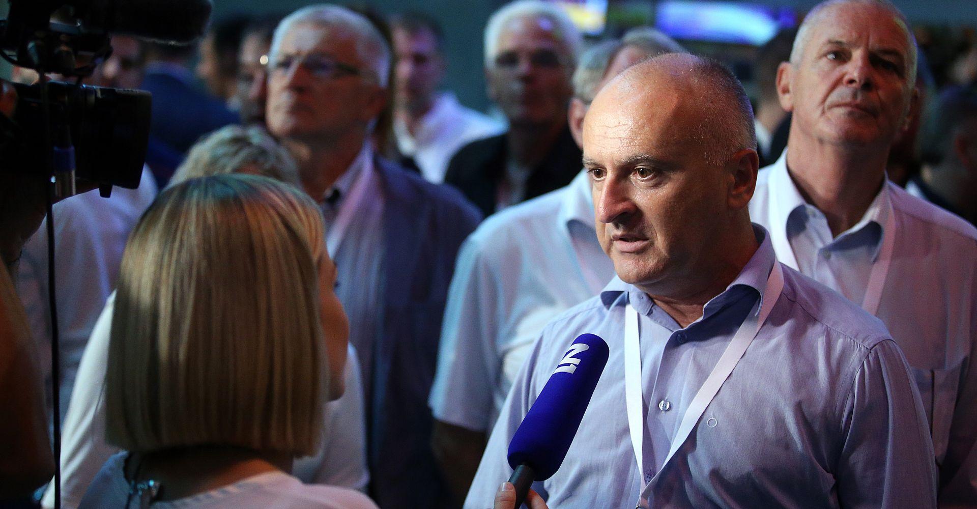 """MATIĆ """"Priča o Lalovcu ima izvor iz krugova SDP-a"""""""