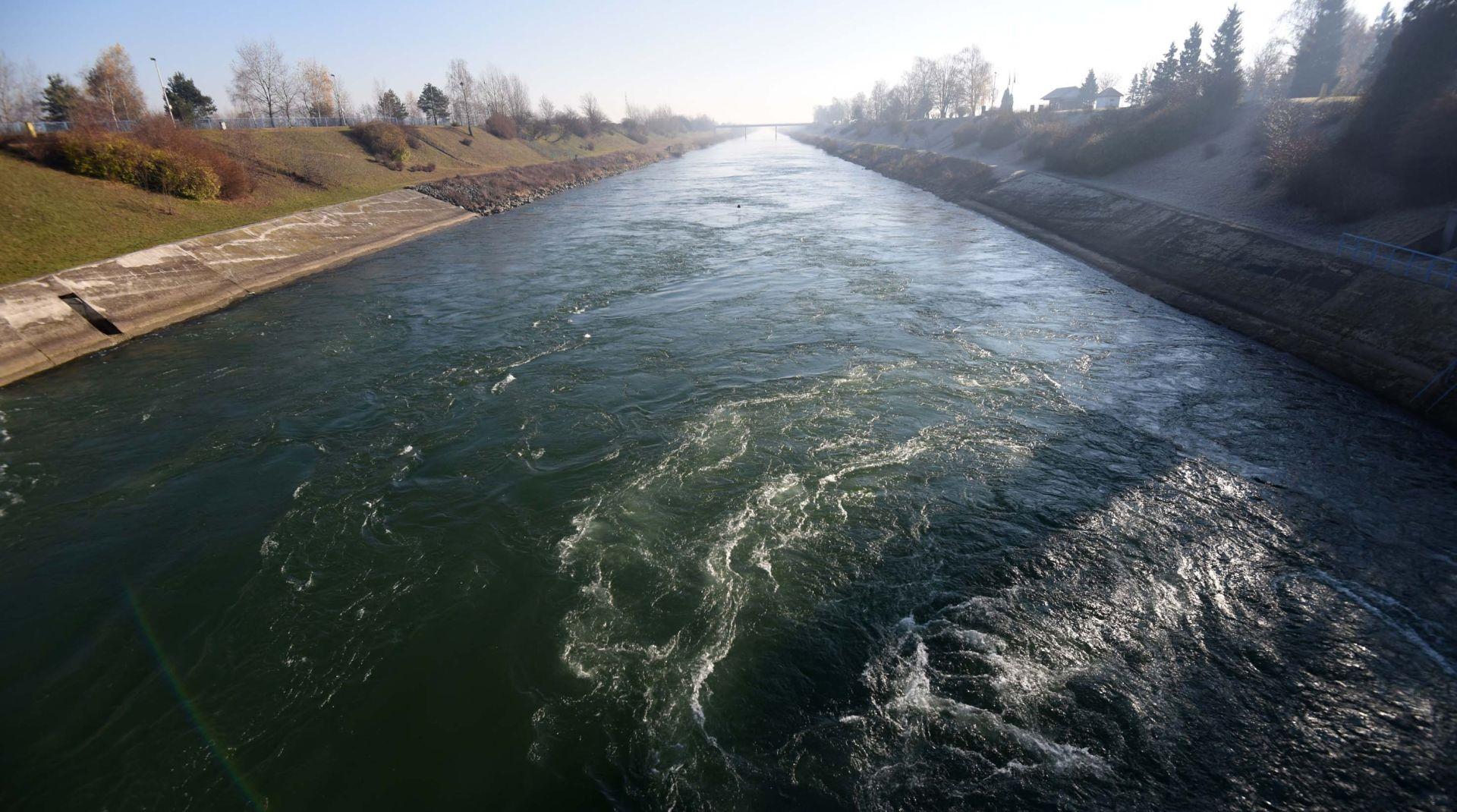 SLOVENIJA Peticija protiv novih hidrocentrala na rijeci Muri
