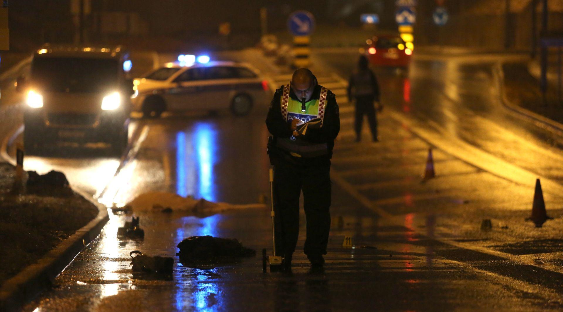 RIJEKA Policija cijelu noć tragala za vozačem koji je usmrtio pješaka i pobjegao s mjesta nesreće
