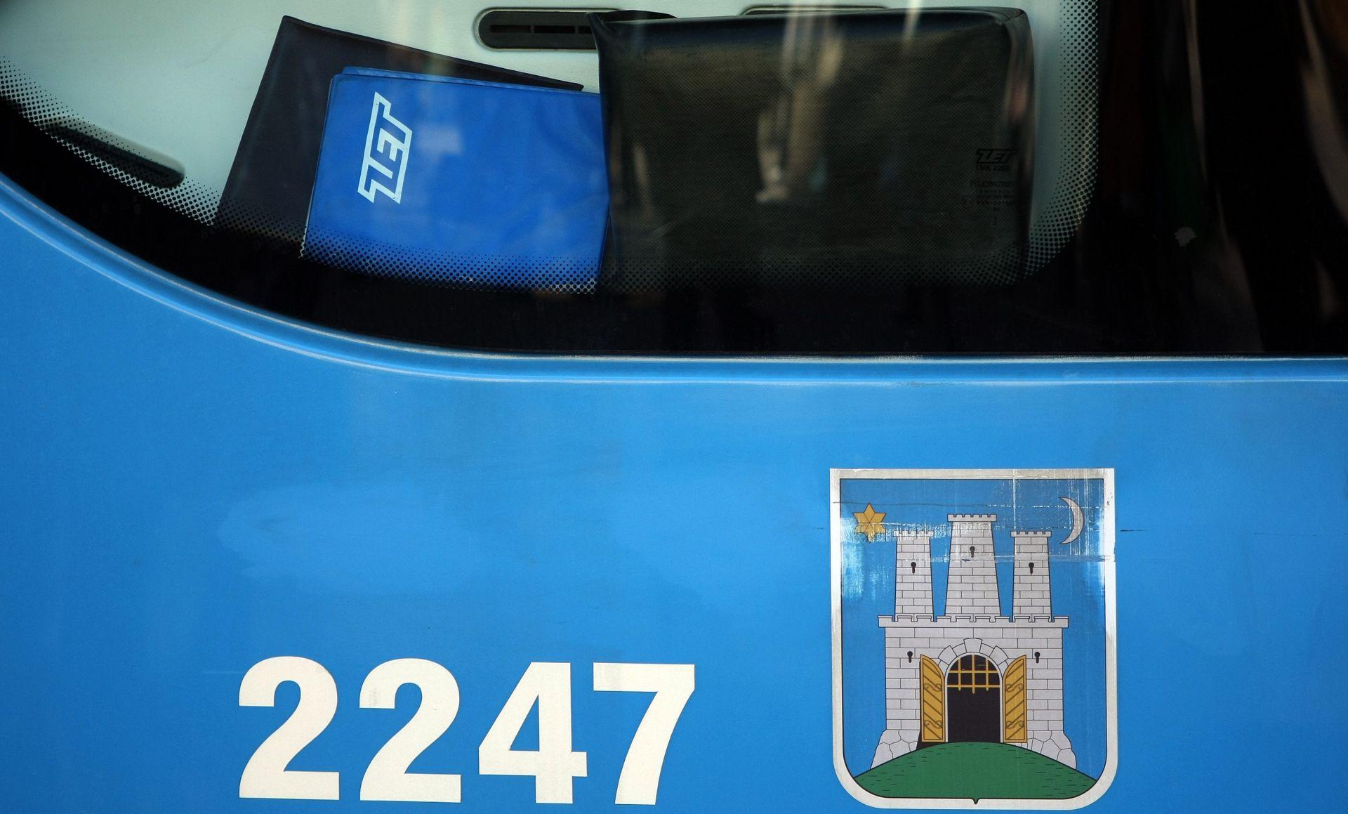 ZET od sutra uvodi polusatnu tramvajsku kartu od 4 kune