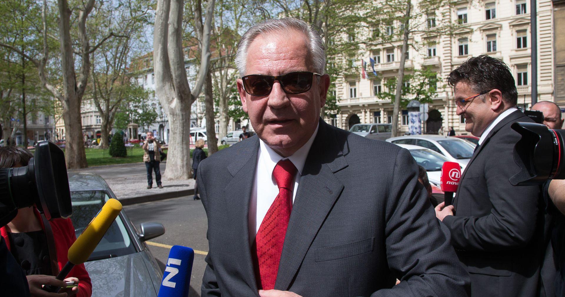 SLUČAJ FIMI MEDIA Danas nastavak suđenja Ivi Sanaderu