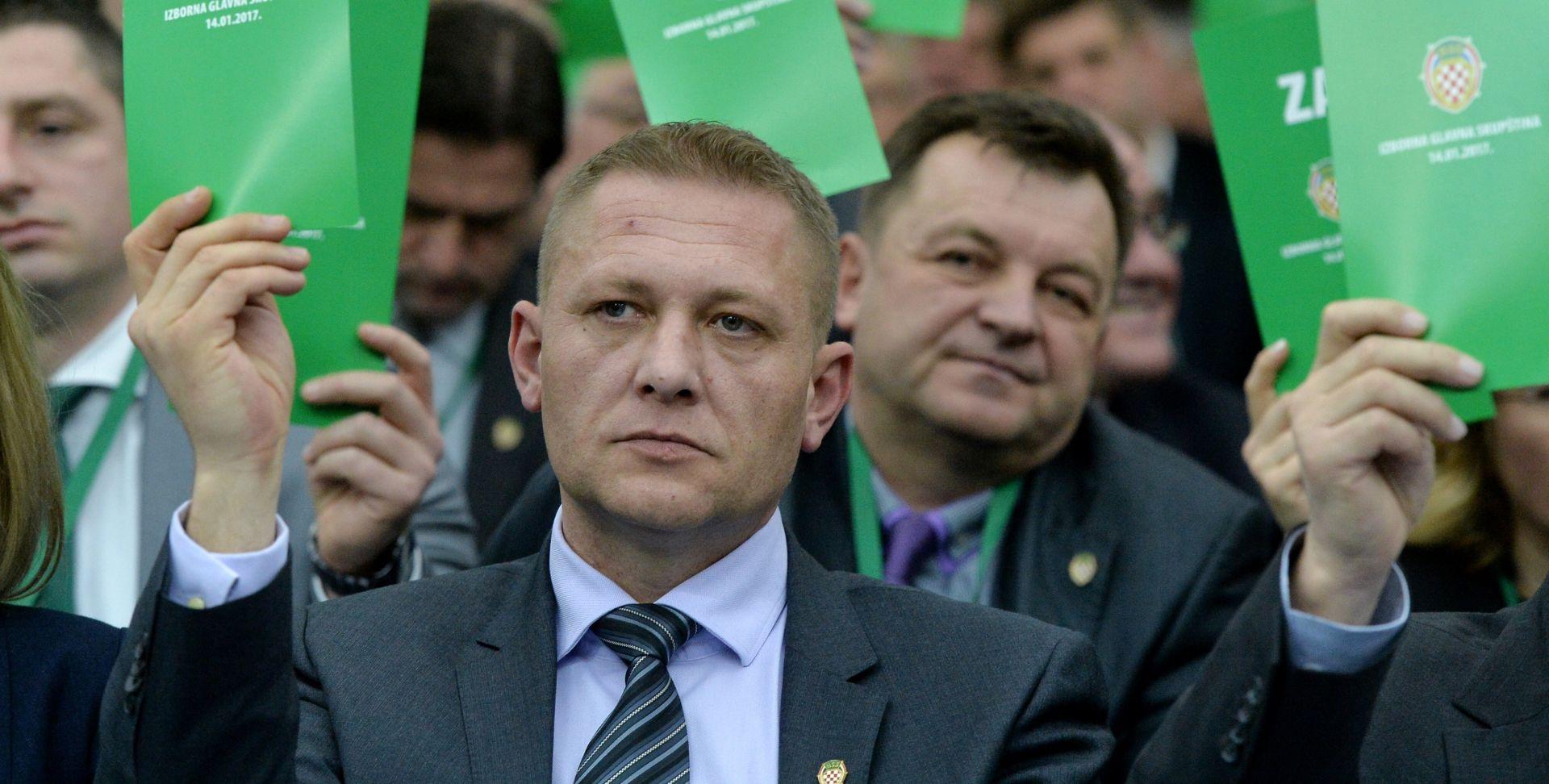 BELJAK 'Ova izborna Glavna skupština početak je novog HSS-a'