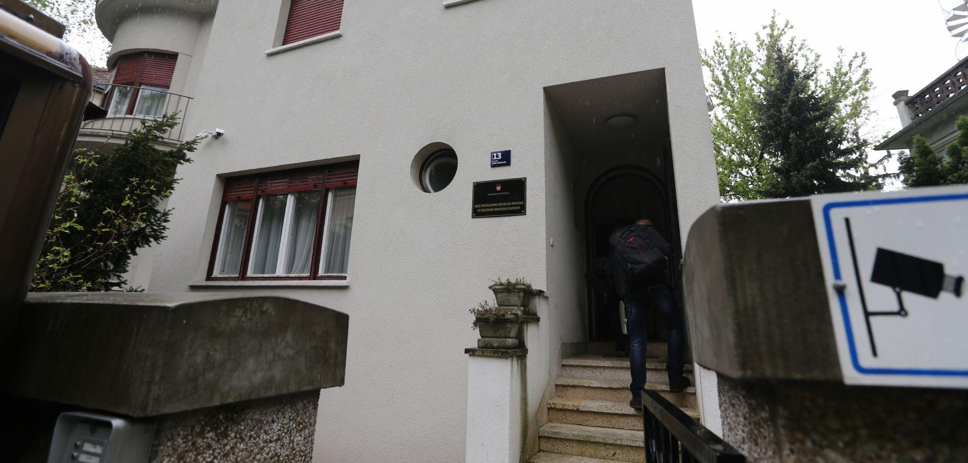 'DELOŽIRAN' STJEPAN MESIĆ Ministarstvo državne imovine preuzelo zgradu u Grškovićevoj