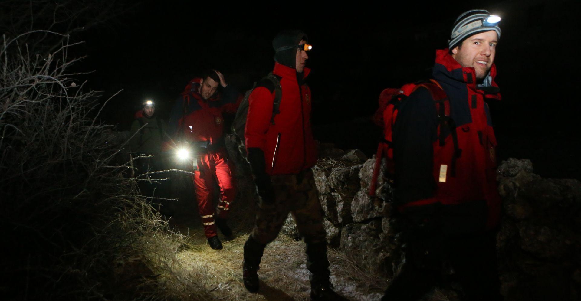 HGSS: Uspješno okončana potraga za tri osobe