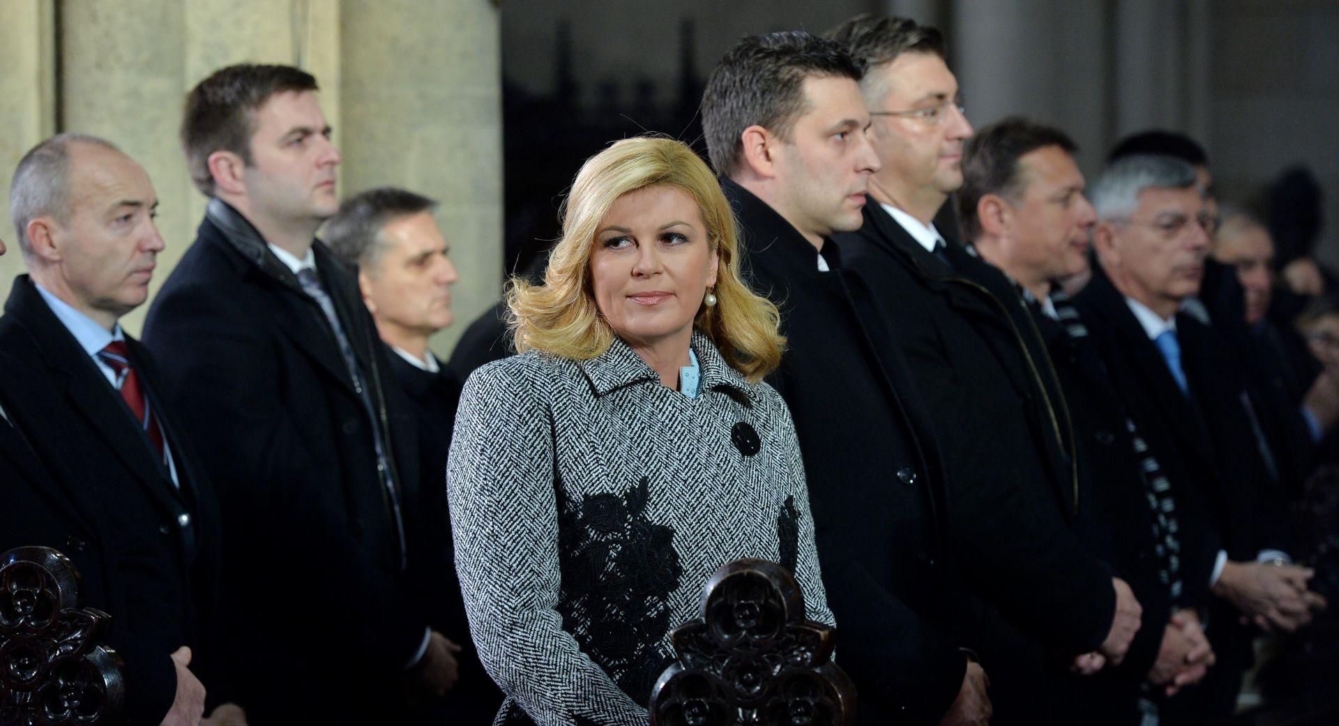 GRABAR KITAROVIĆ 'Zahvala svima koji su se izborili za međunarodno priznanje Republike Hrvatske'