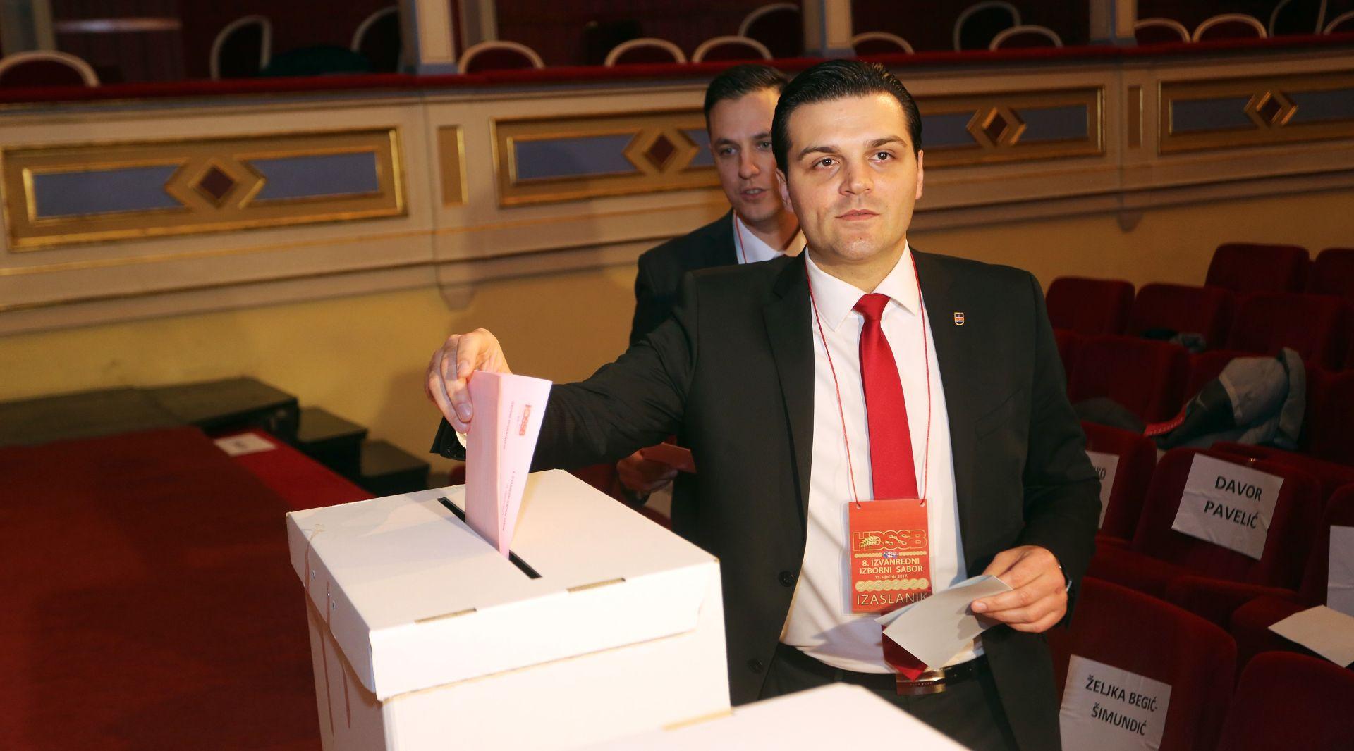 Dragan Vulin ponovno predsjednik HDSSB-a
