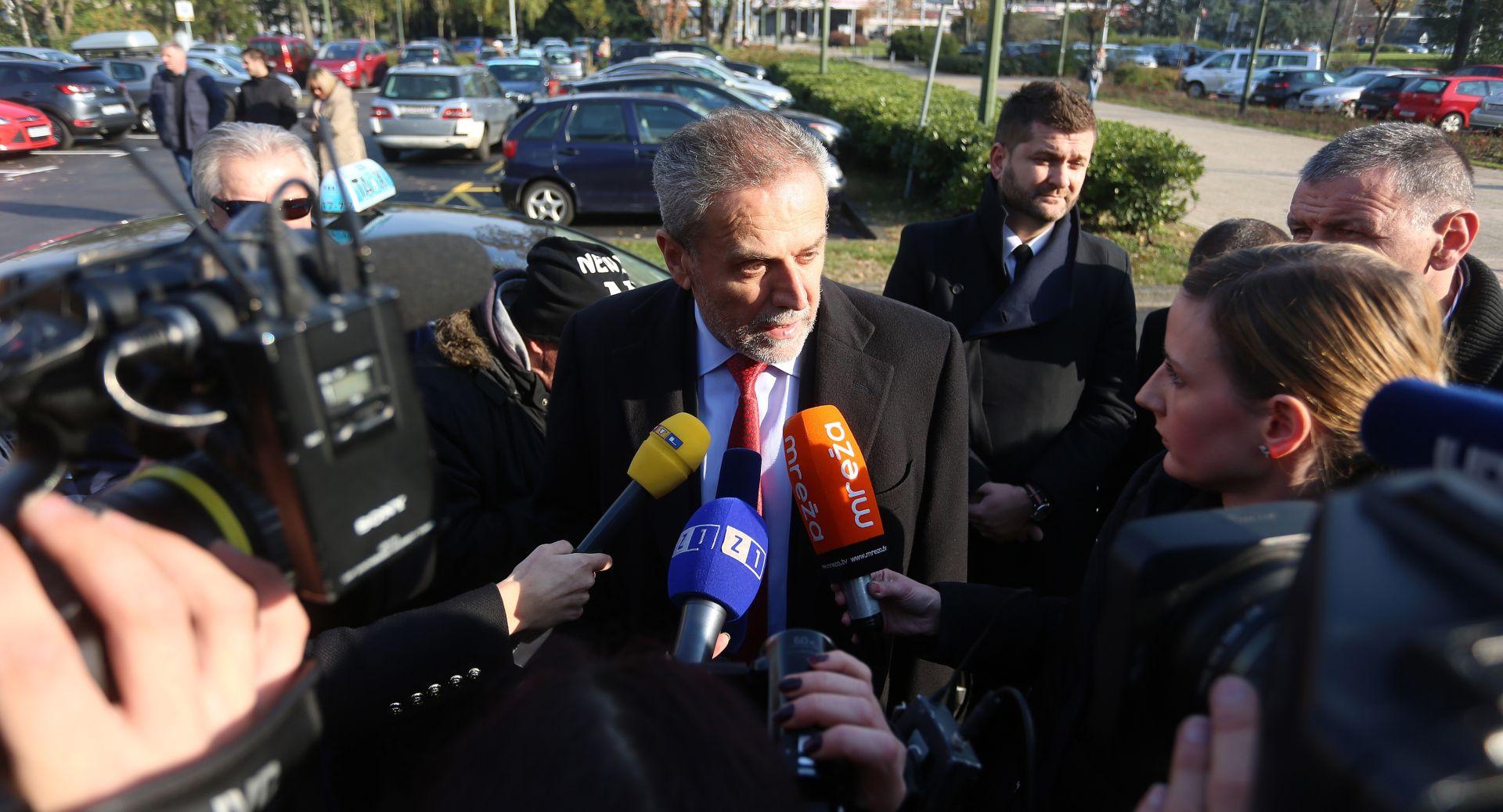 Bandić: Spin o nepotizmu u Gradskoj upravi pokušavaju plasirati oni koji su zaposlili 200.000 ljudi u zadnjih 26 godina