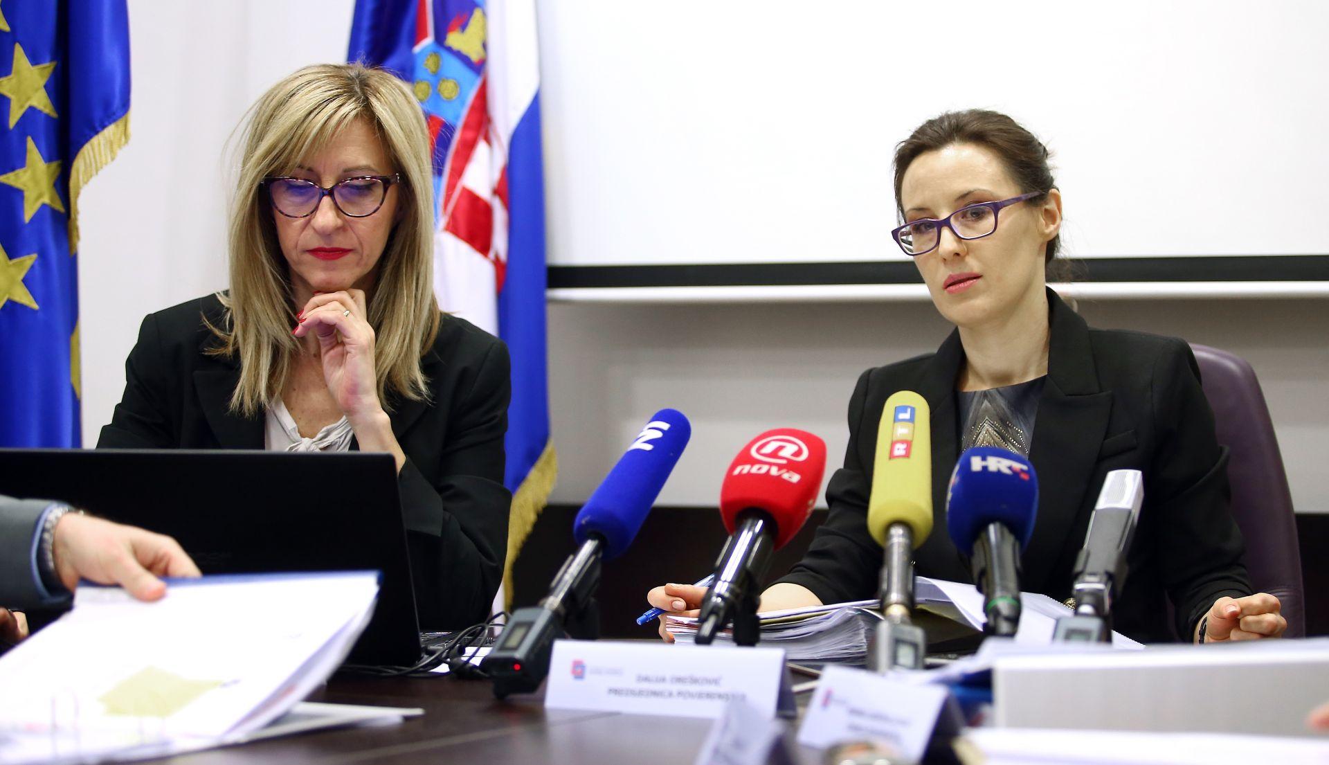 POVJERENSTVO Pokreće se postupak protiv Dalić i Milanovića zbog sukoba interesa