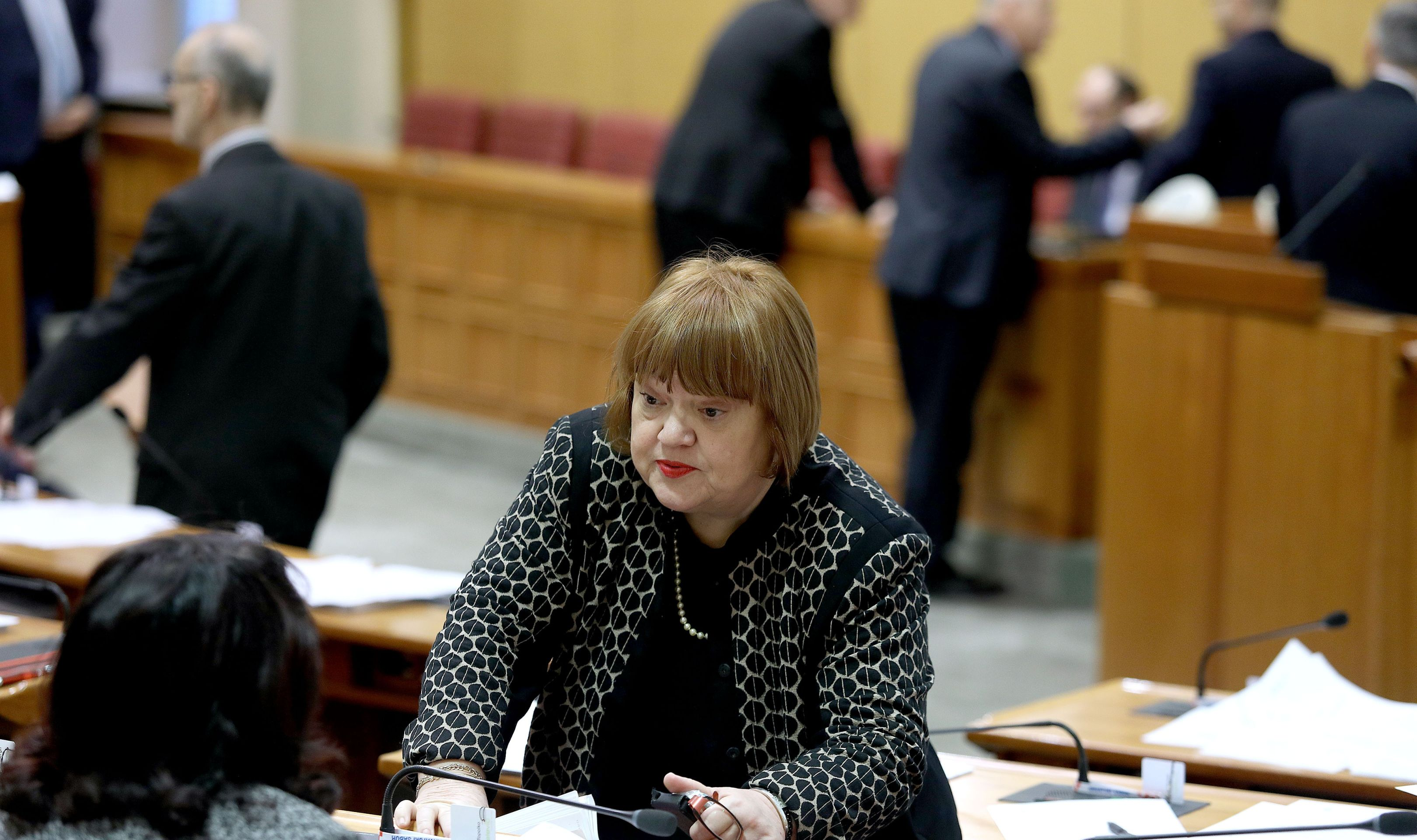 Saborski zastupnici pozdravili donošenje novog zakona o nabavi i registraciji oružja