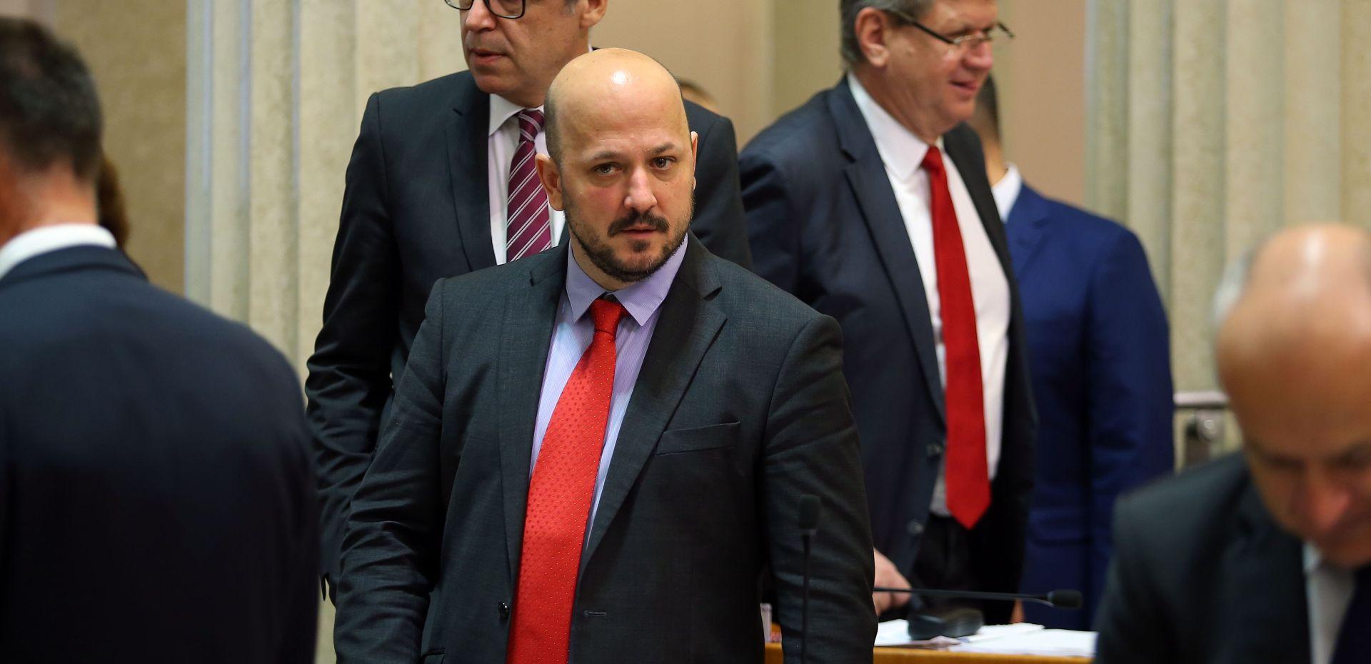 """MARAS """"HDZ i Plenkovića treba rušiti na HEP-u i INA-i"""""""