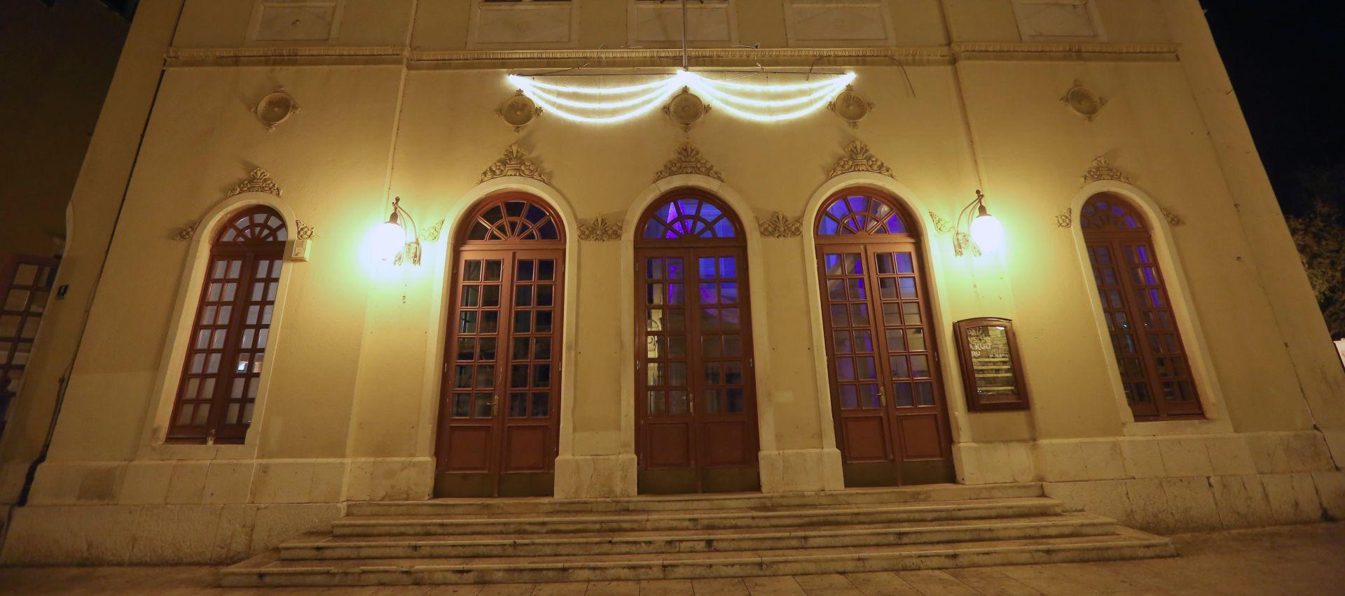 Hrvatsko narodno kazalište Šibenik u nedjelju slavi 147. rođendan