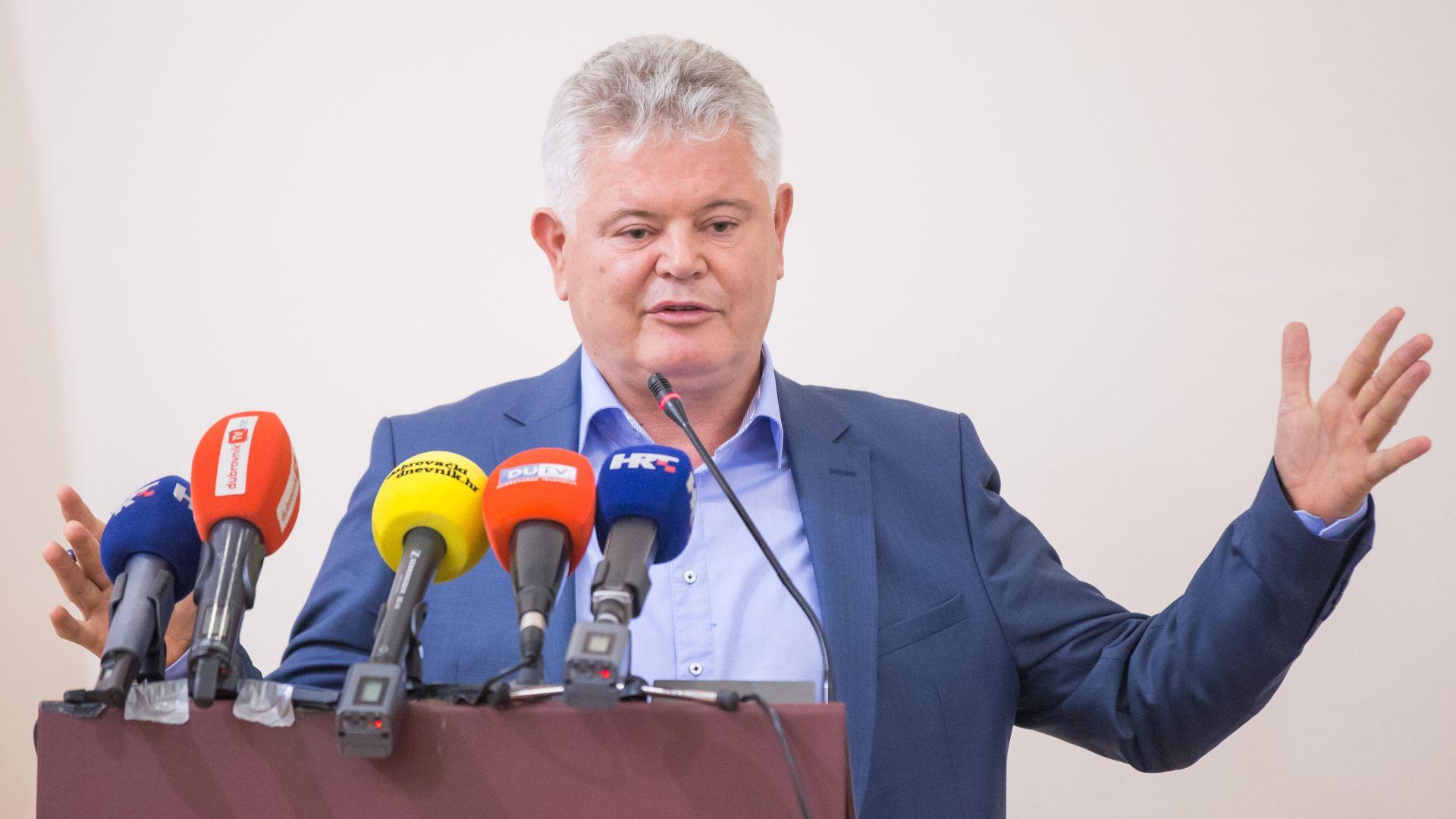 Vlahušić: Butković je podržavao projekt za kruzere sve dok vlada nije postala tehnička