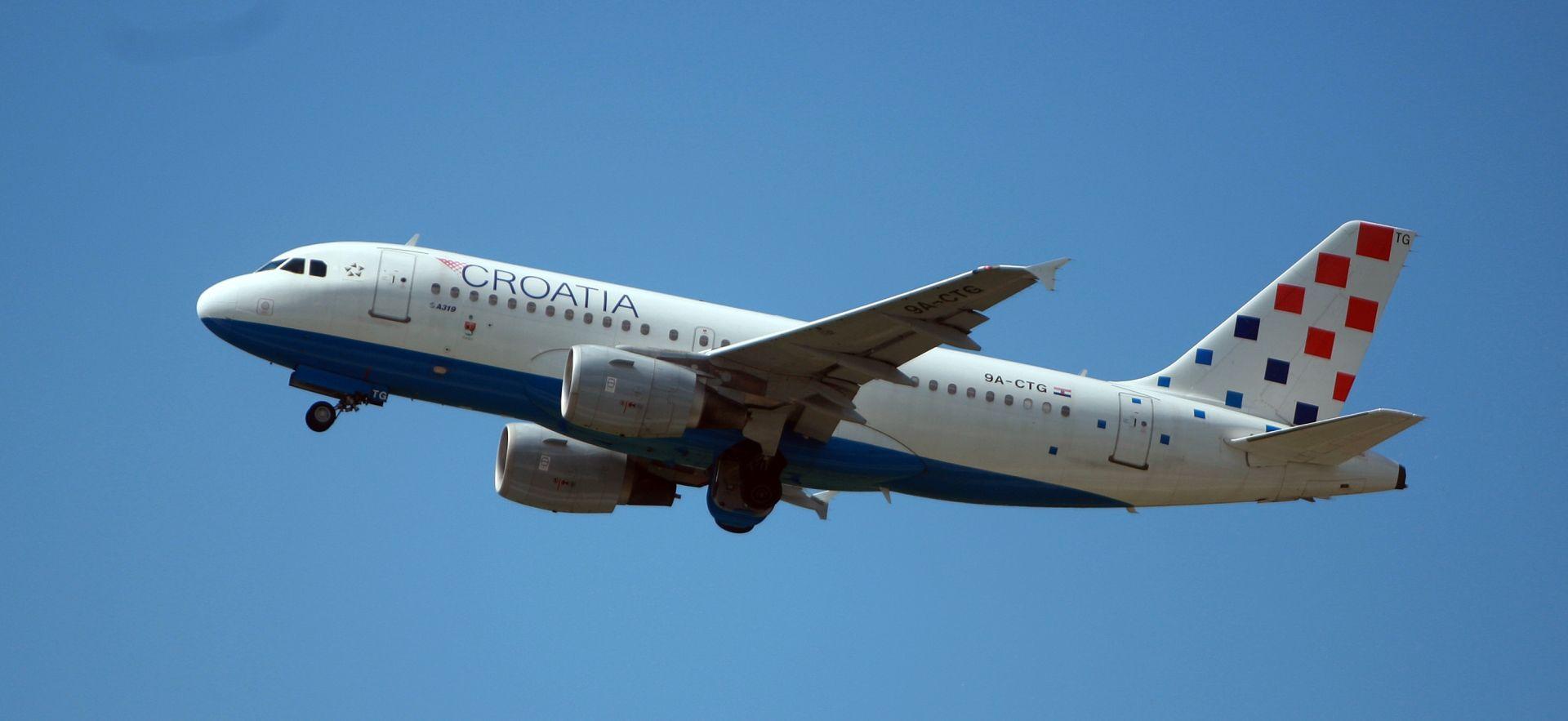 Croatia Airlines prodao pet slotova na Heathrowu za 19.5 milijuna dolara