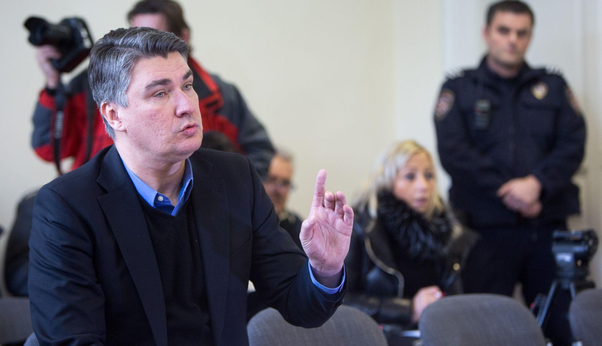 ROČIŠTE U RIJECI Milanović se ne sjeća je li Strenja Linić bila na sastanku