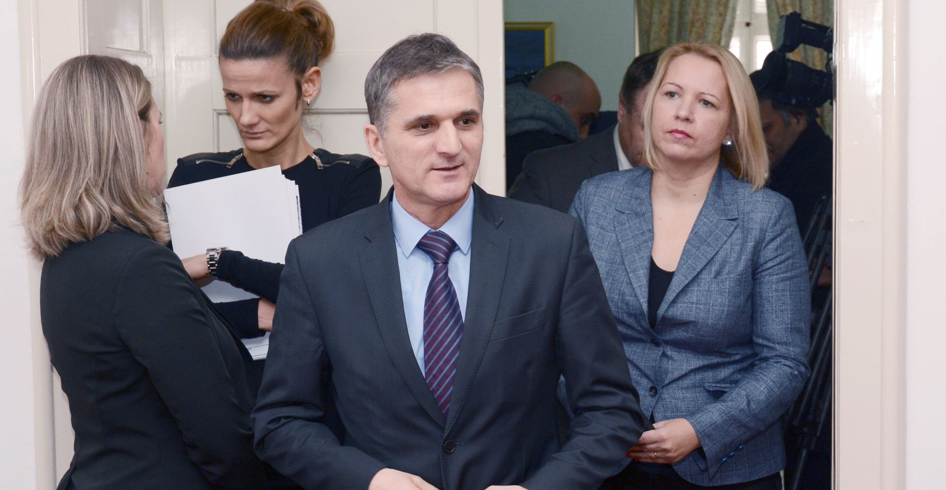 GORAN MARIĆ U SISKU 'Ministarstvo će biti partner u ostvarenju lokalnih projekata'