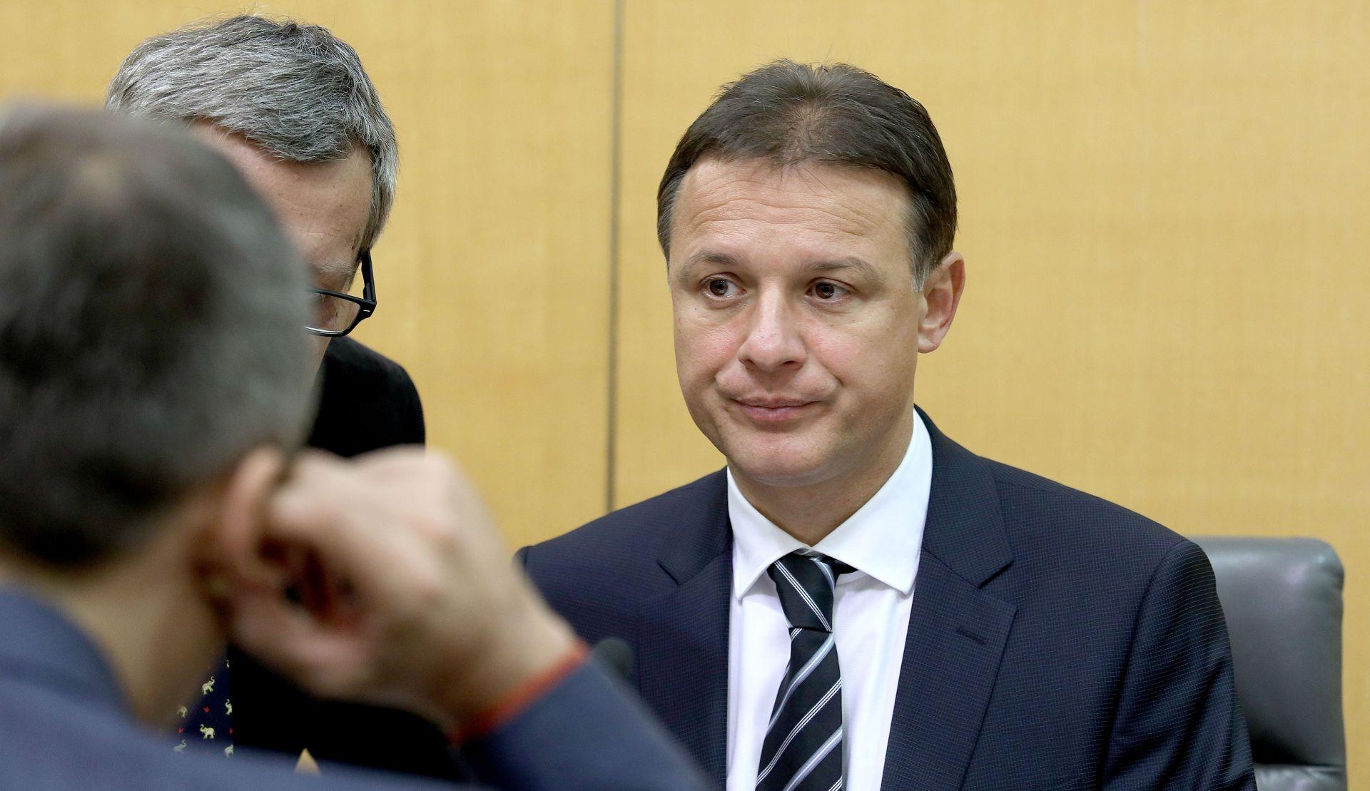 "Jandroković: Letica ""na primitivan način"" pokušava skrenuti pozornost s potencijalnog sukoba interesa"