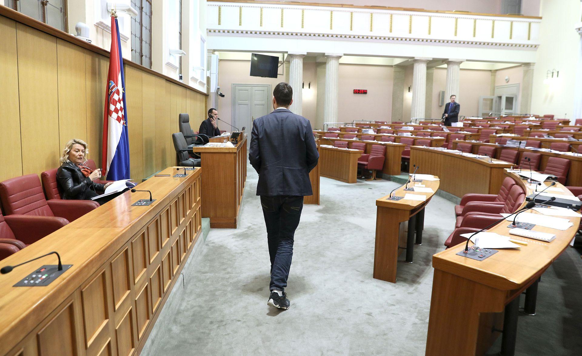 Sabor u četvrtak o izmjenama Zakona o ravnopravnosti spolova