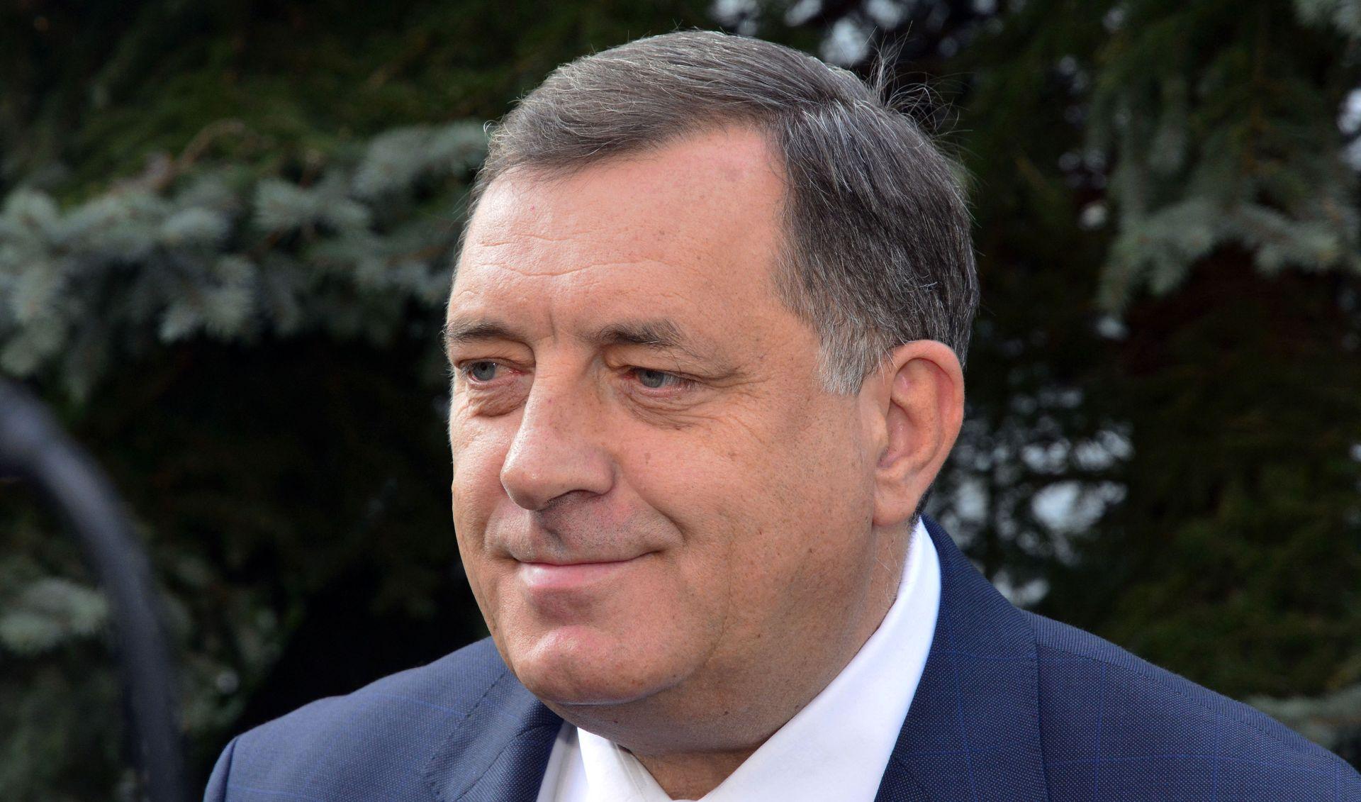 DODIK 'Republika Srpska i Srbija jednog dana će se ujediniti'