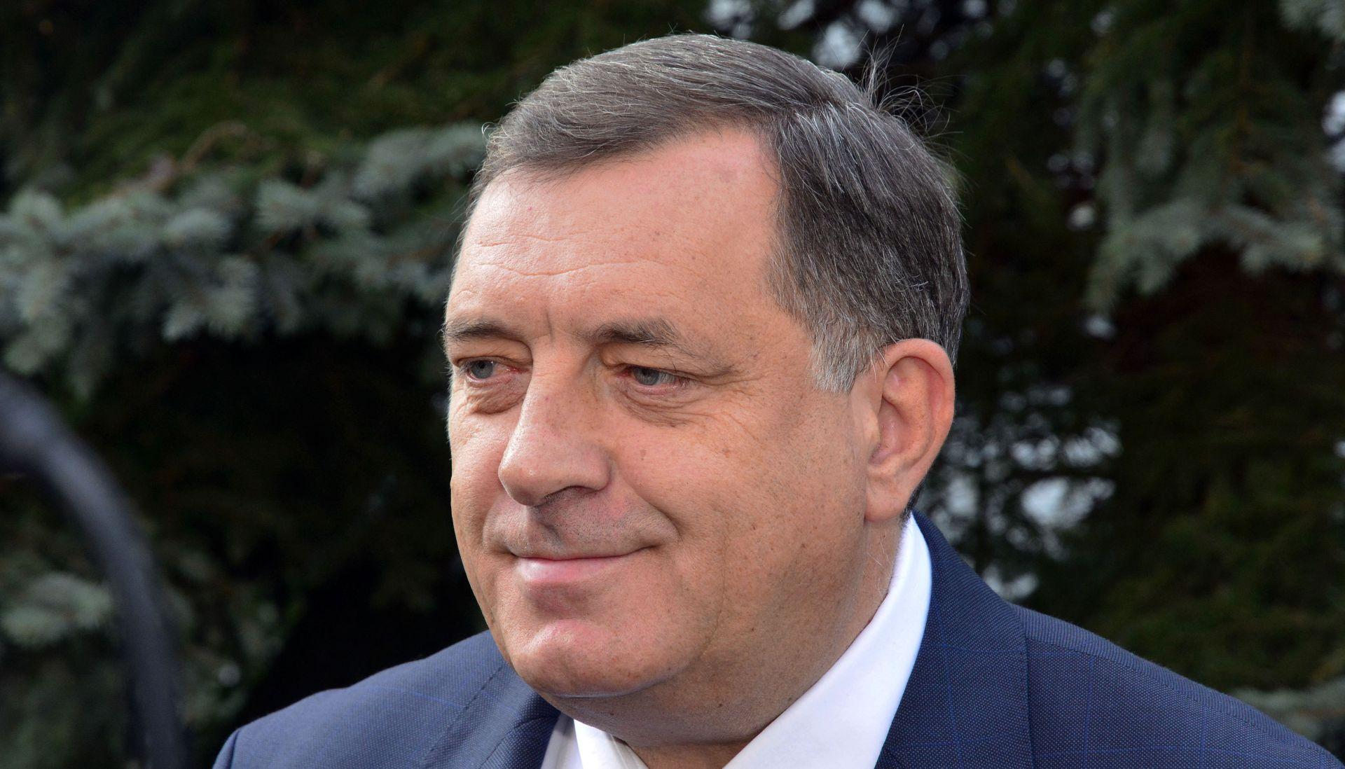 MINISTARSTVO VANJSKIH POSLOVA BIH 'Dodik se ponaša primitivno'