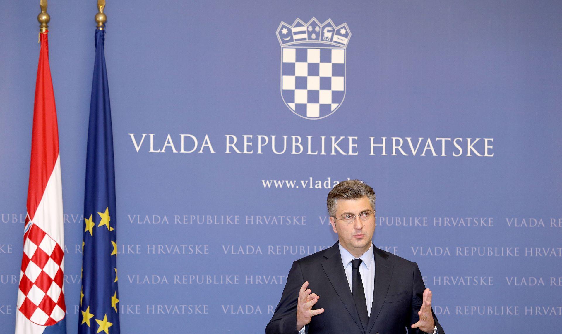 Vlada uputila pismo namjere za punopravno članstvo Hrvatske u OECD-u