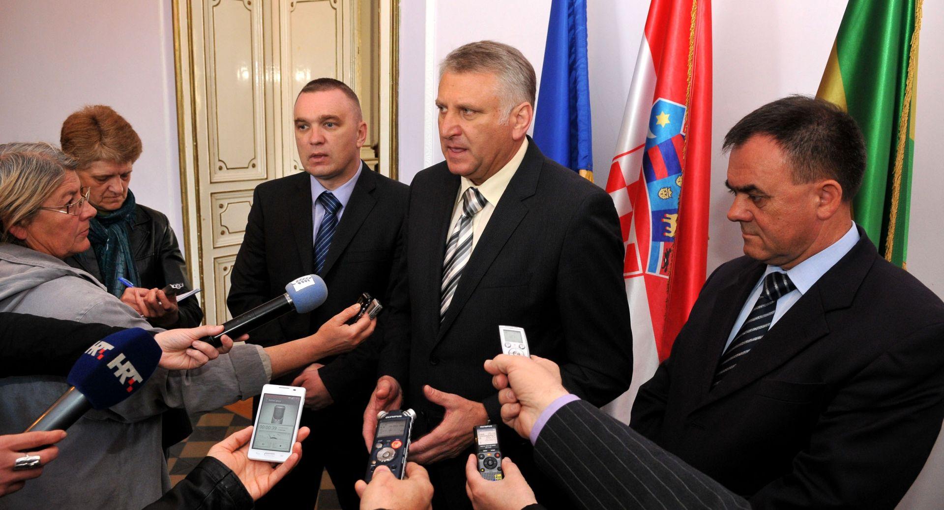 Svađa u vrhu HDZ-a zbog kandidata za gradonačelnika Požege