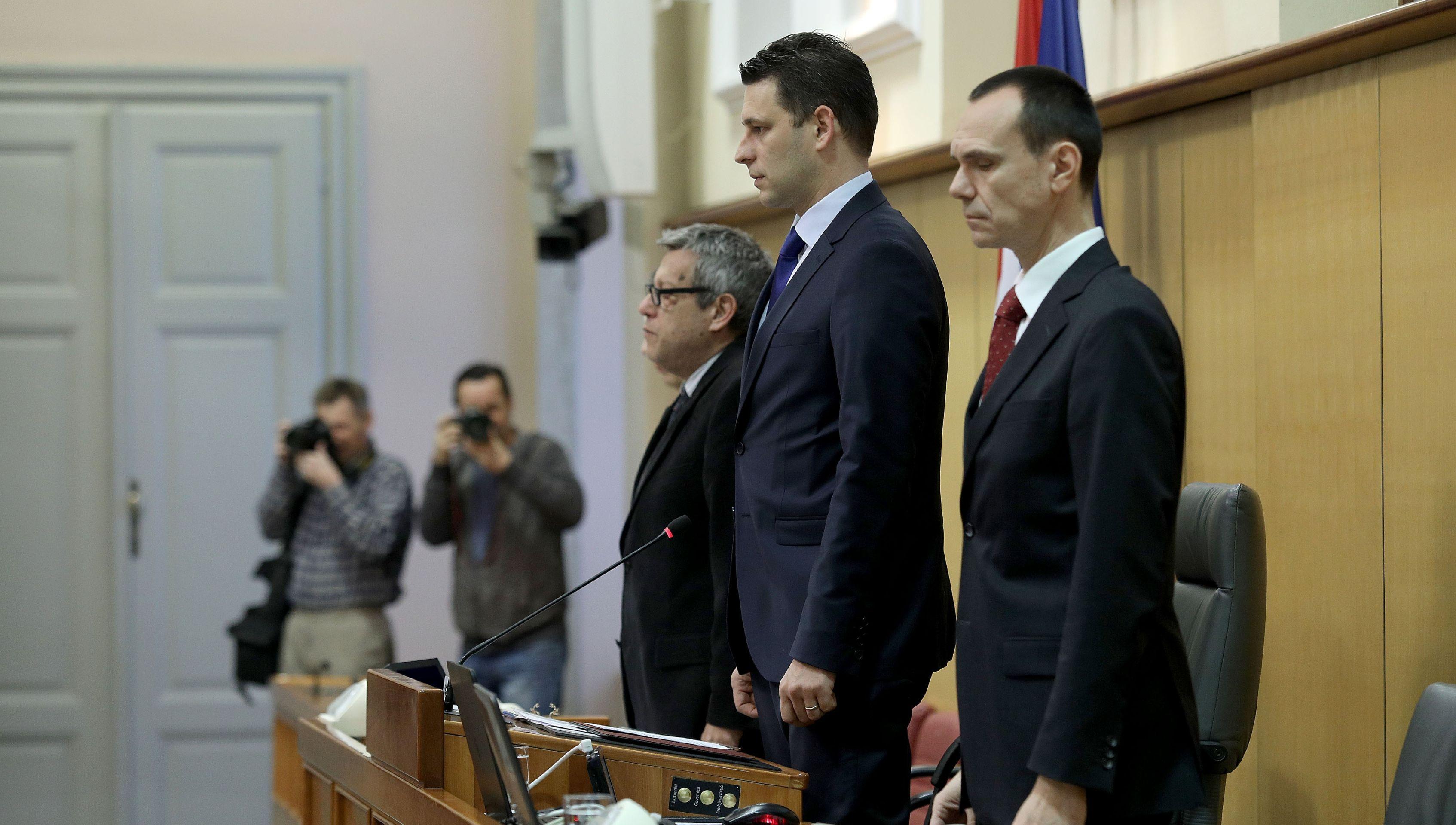 Glavašević napao Plenkovića zbog nepoštivanja žrtava holokausta