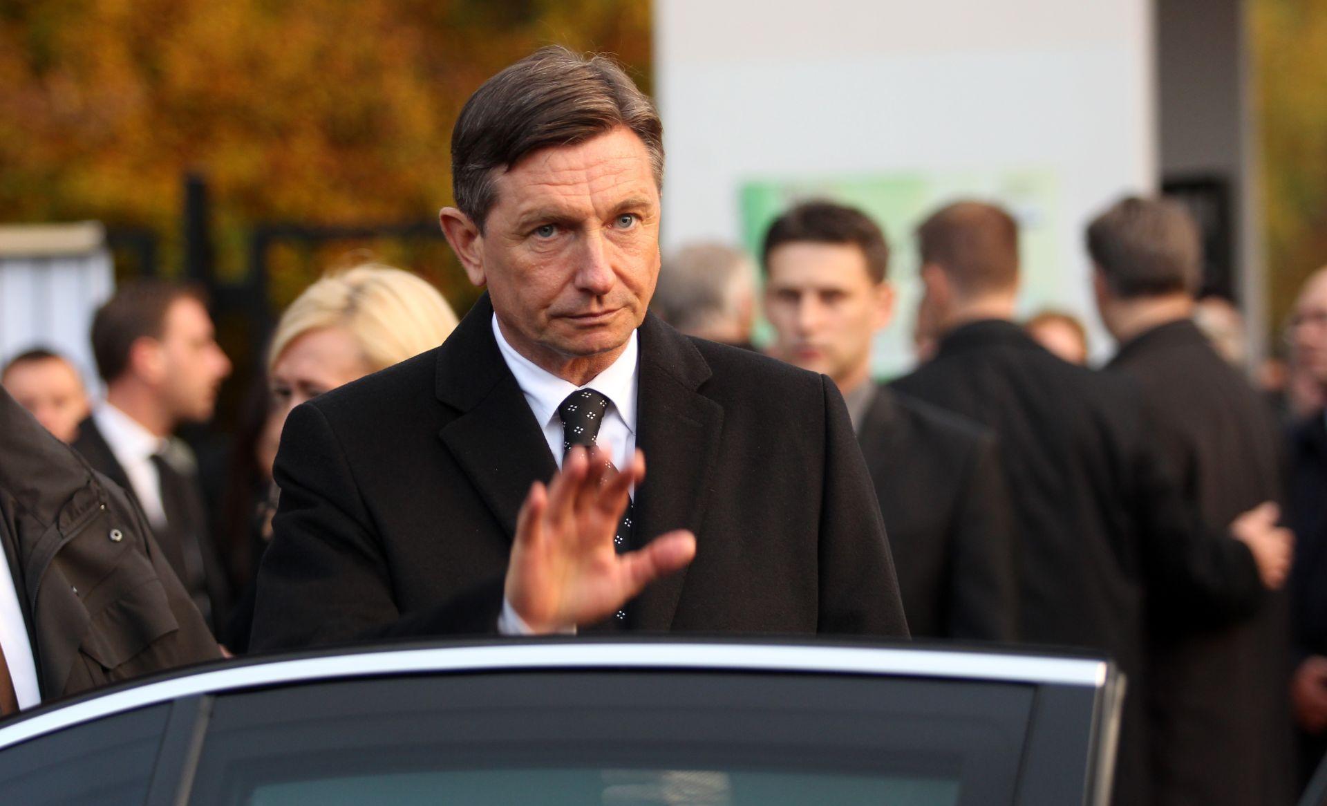 BORUT PAHOR 'Slovenija se mora pripremiti na presudu arbitara'