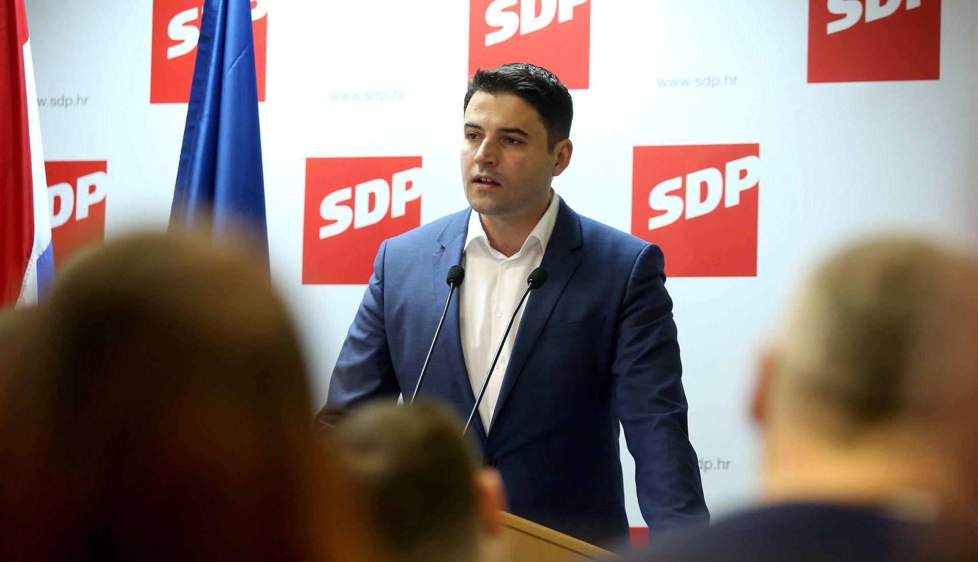 Glavni odbor SDP-a o planu restrukturiranja i pripremi za lokalne izbore