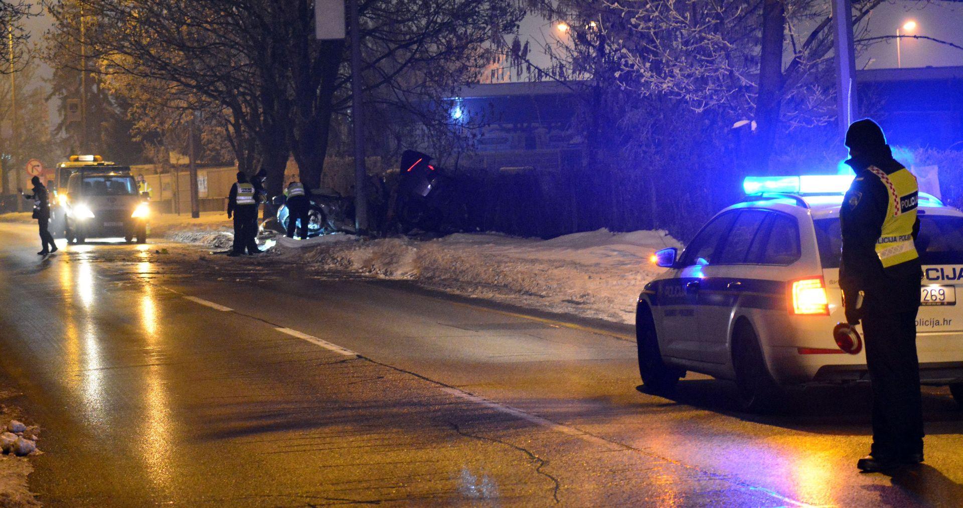 Kod Našica poginuo 28-godišnji vozač