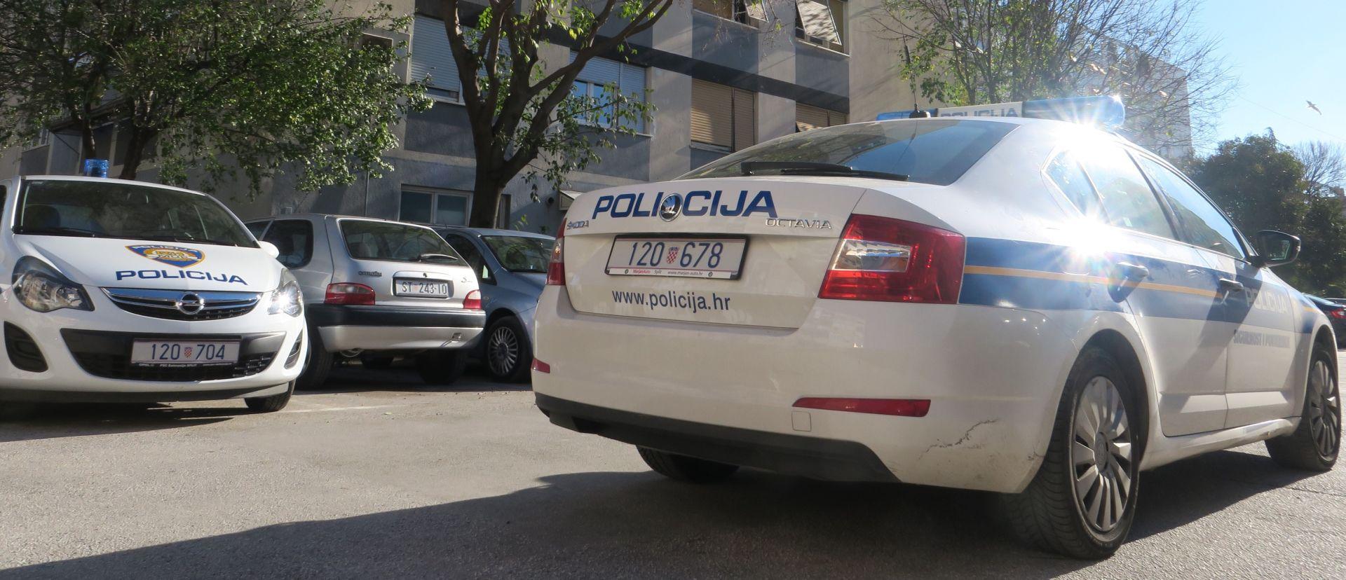 Uhićen muškarac koji je napadao žene po Splitu