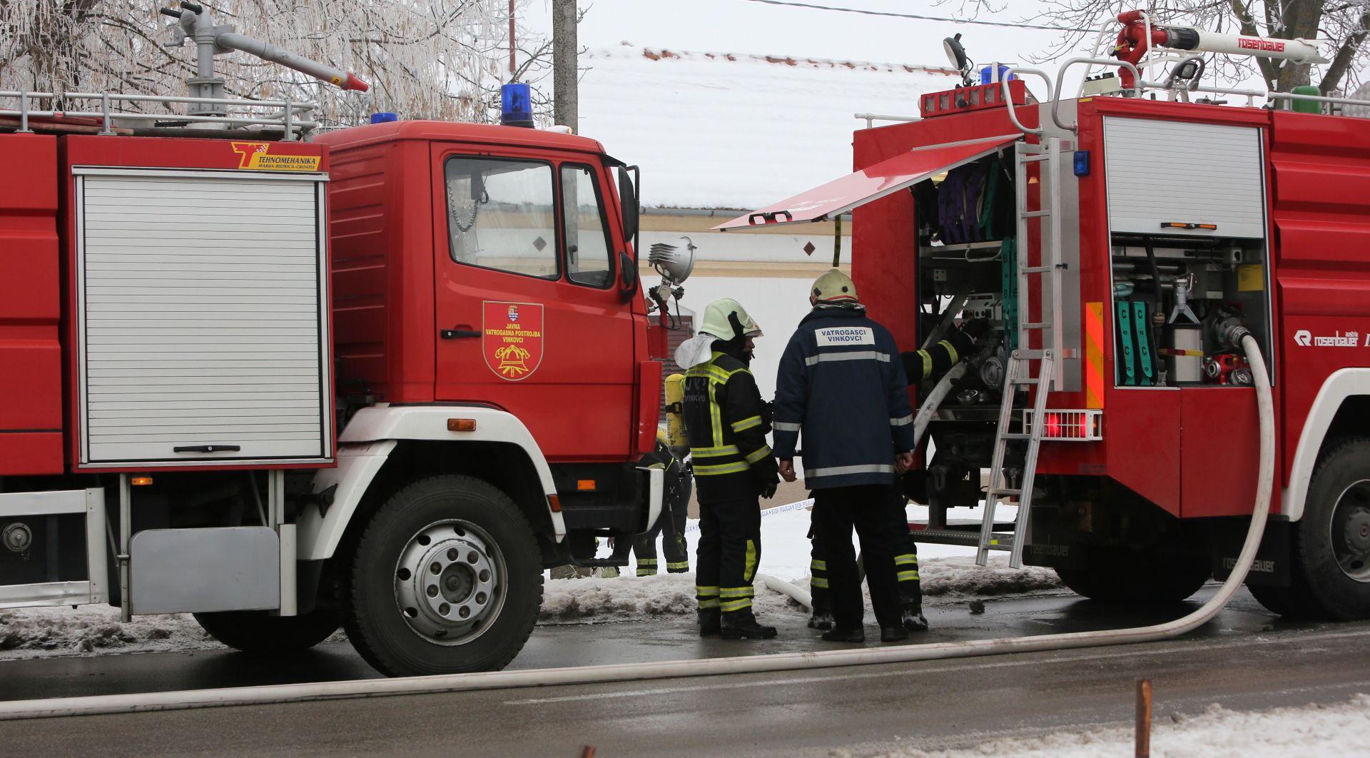 SISAK Tri puta više požara zbog neispravnih dimnjaka i prva žrtva
