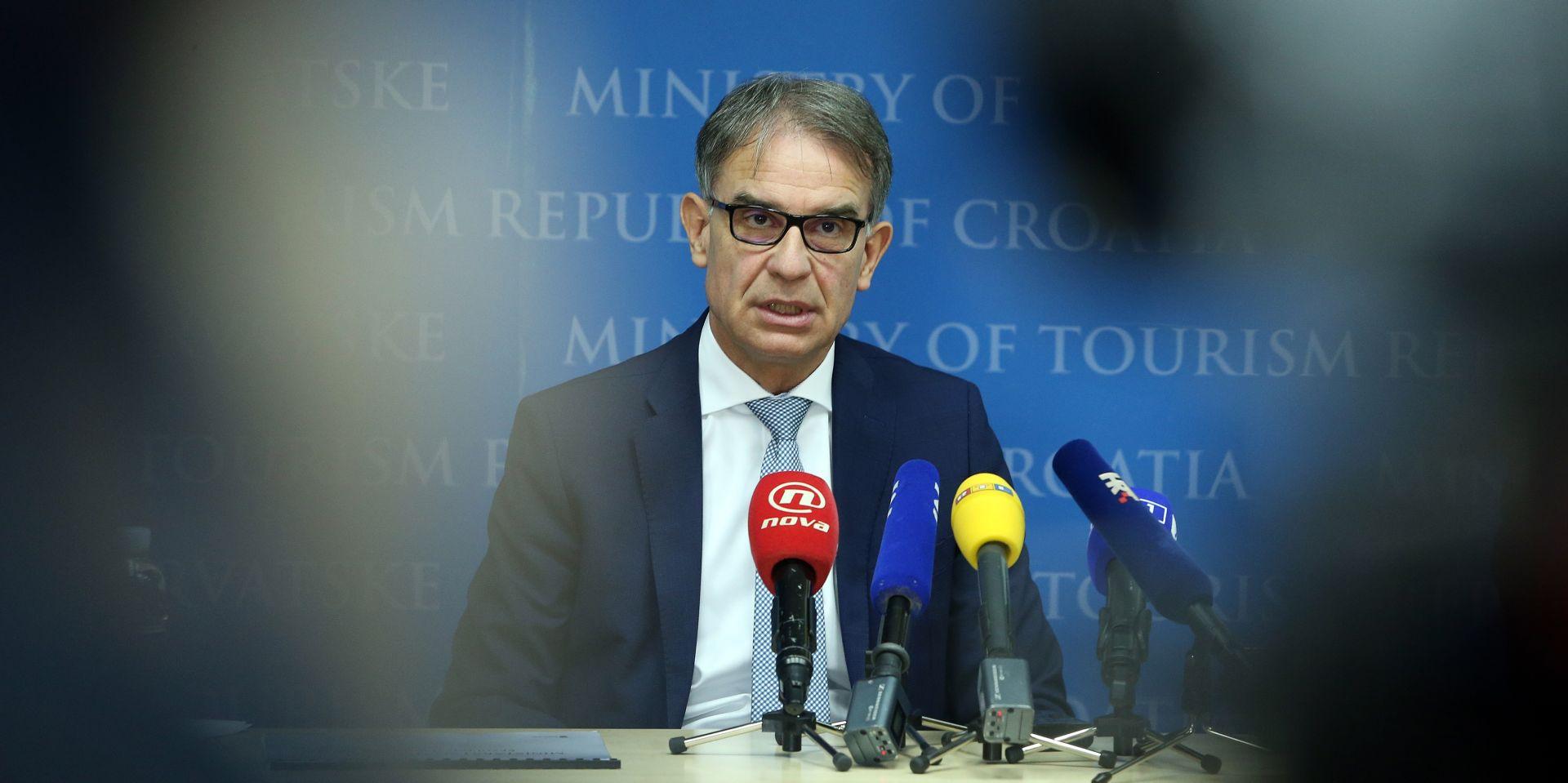 Cappelli: Odnosi sa slovenskim ministarstvom dobri, za turizam neće biti problema