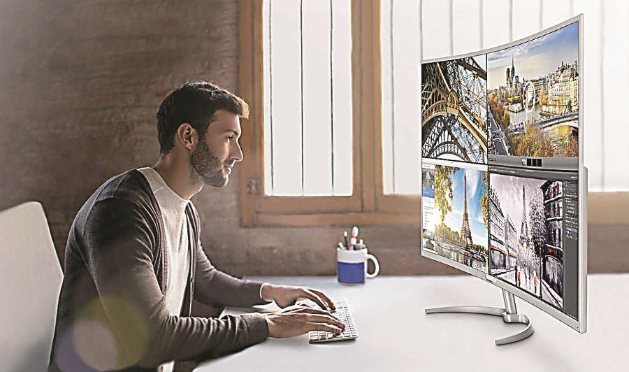 Philips MultiView 4K UHD