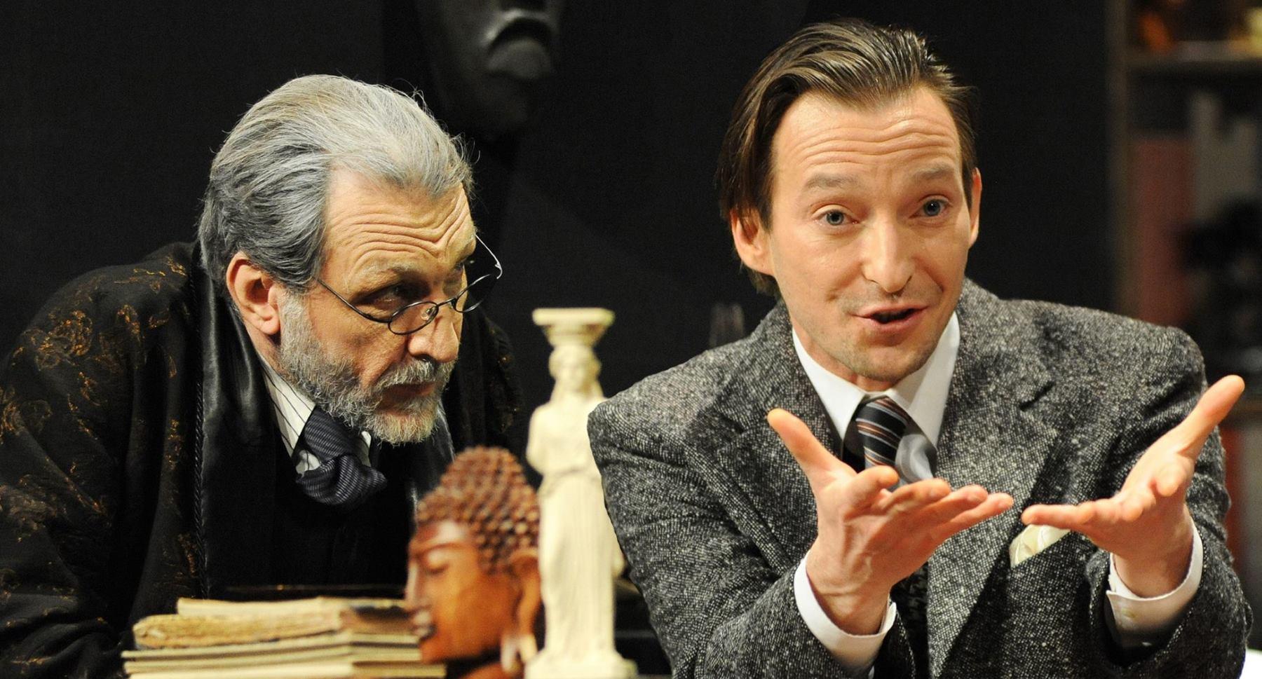 MALA SCENA 'Posljednja Freudova seansa' će vas potaknuti na promišljanje