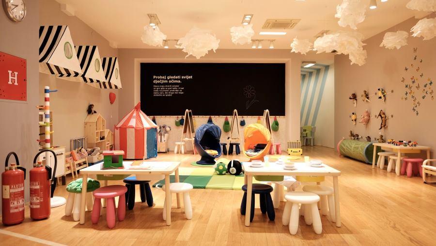 Probna kuća IKEA_Dječji kutak
