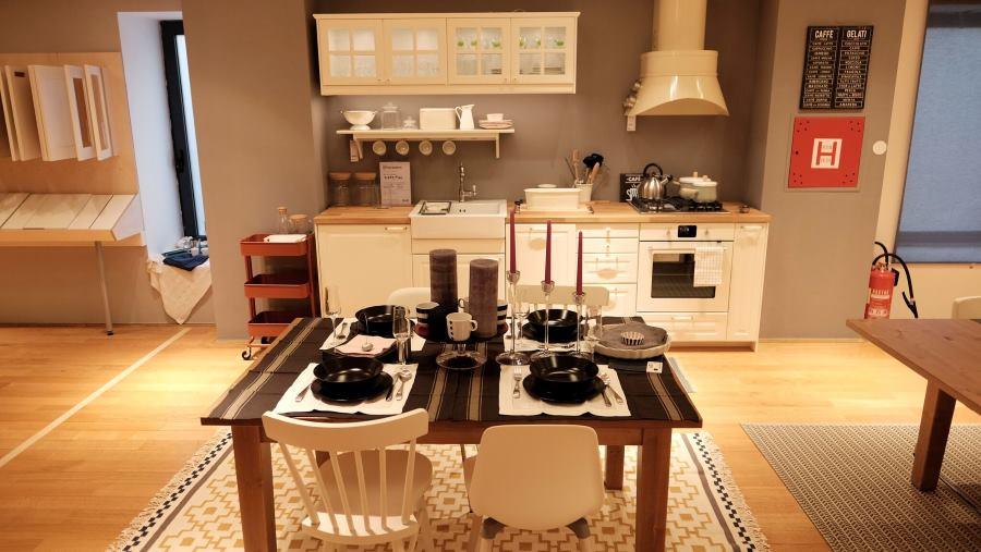 Kuhinja iz Probne kuće IKEA