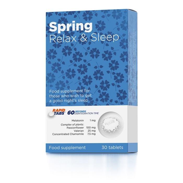 Tablete za opuštanje i spavanje