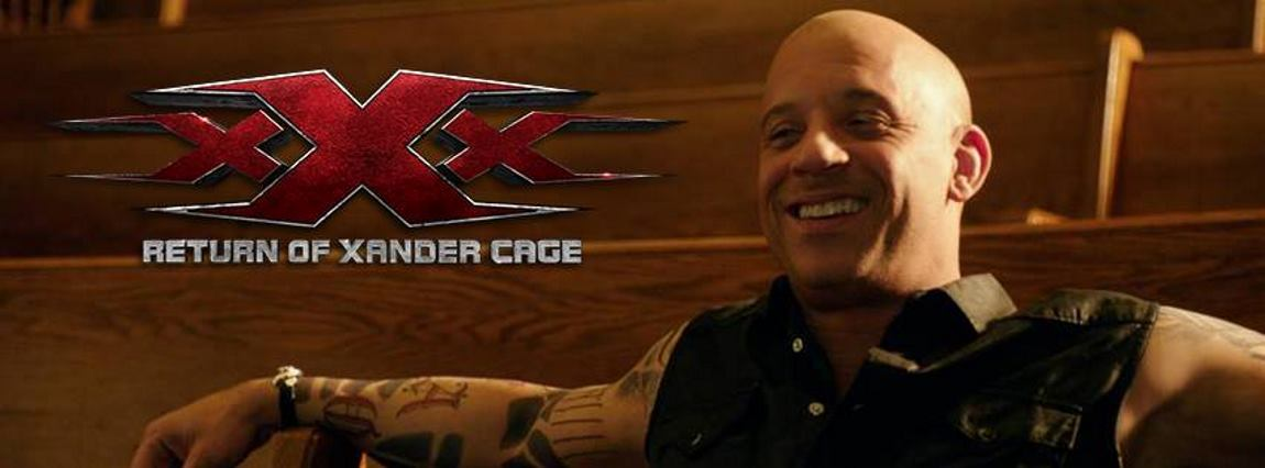 VIDEO: RETURN OF XANDER CAGE Filmski video spot za single 'Juice'