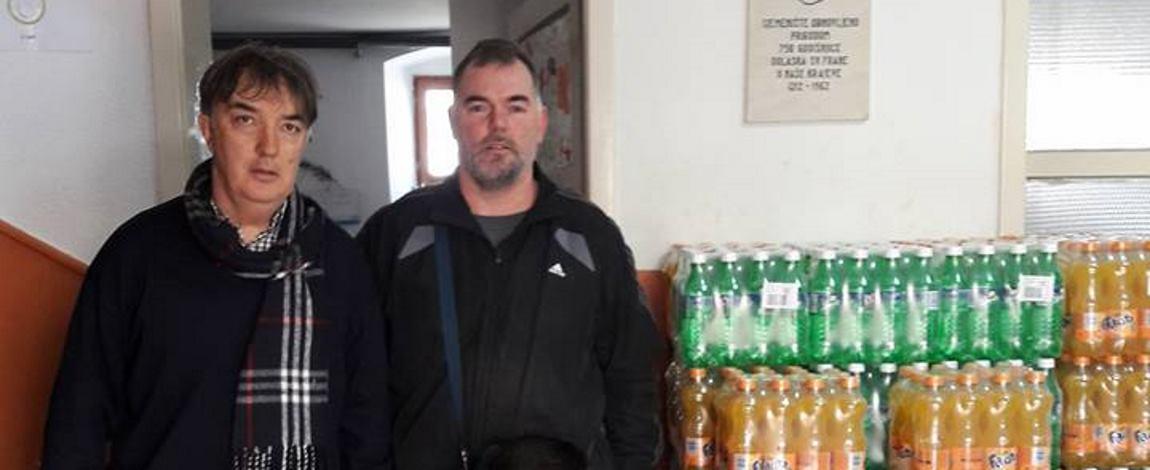 Donacija Trgovinskog saveza socijalnoj samoposluzi u Gradu Zadru