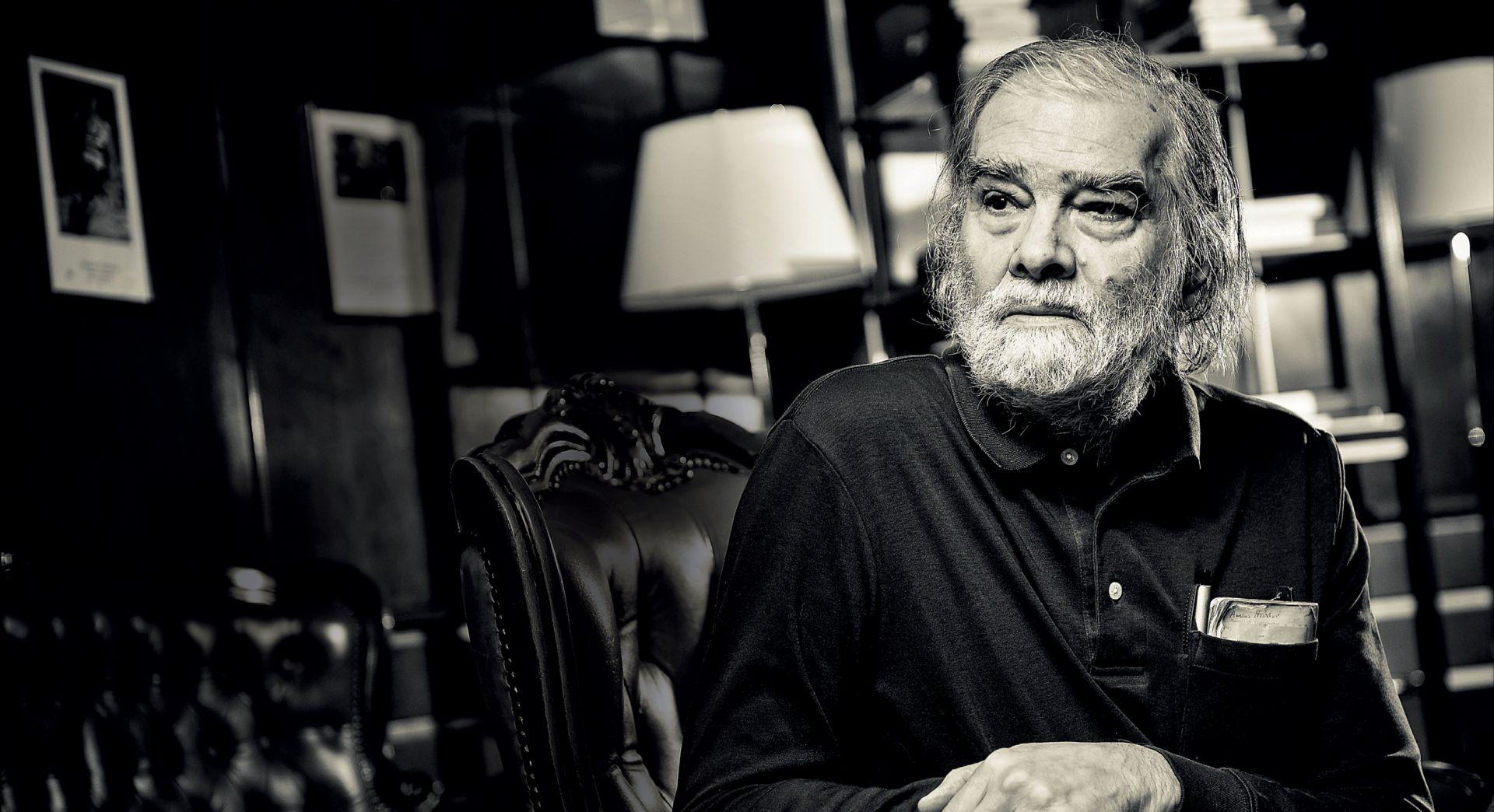 INTERVIEW: TONKO MAROEVIĆ 'U kapitalizmu se čovjeku ukida sloboda, a ona je sve'