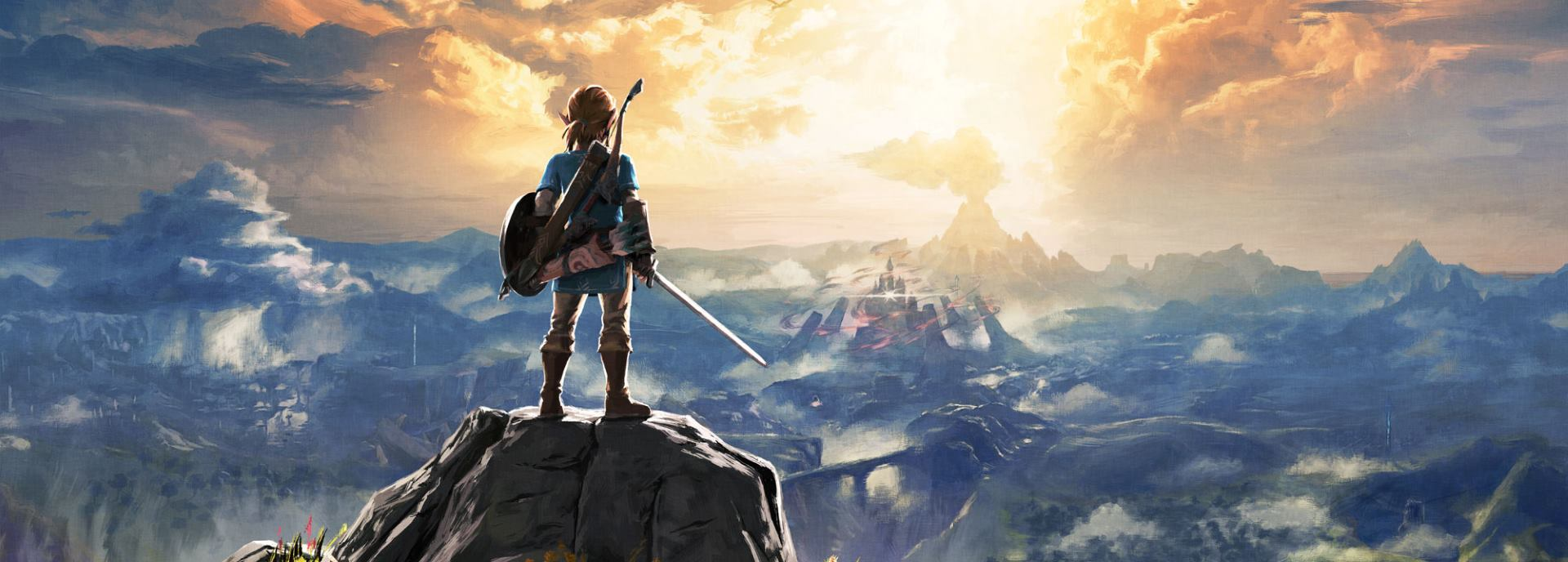 VIDEO: 'Legend of Zelda: Breath of the Wild' zadnja je kompjuterska igra napravljena za Nintendo Wii U