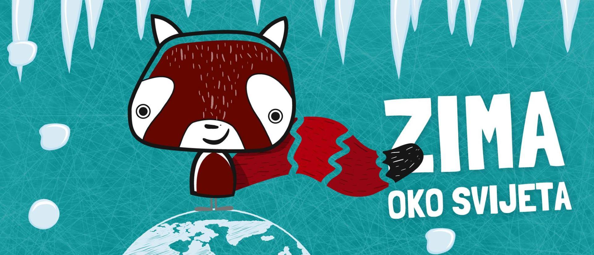 FOTO: Zoološki vrt grada Zagreba vas poziva na poseban program 'Zima oko svijeta'