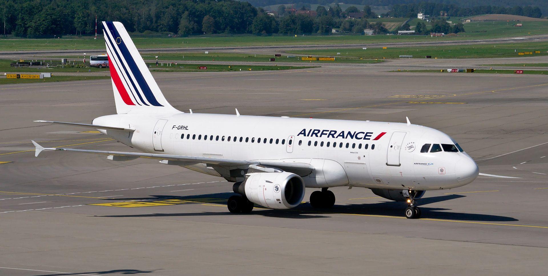 Air France zbog štrajka otkazao čevrtinu letova