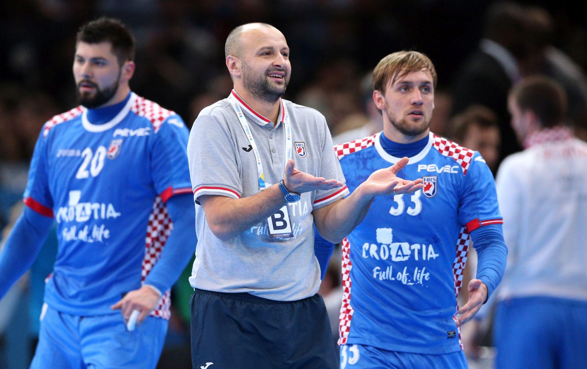 SP RUKOMET Babić: 'Moramo se sabrati i sutra uzeti medalju'