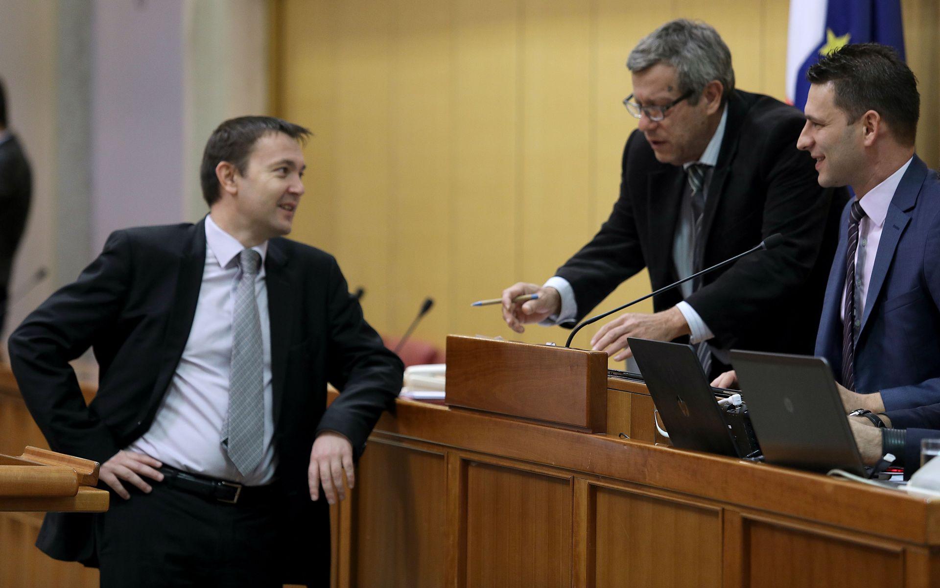 BAUK: Odbor za Ustav sudit će je li opomena Petrijevčanin Vuksanović opravdana