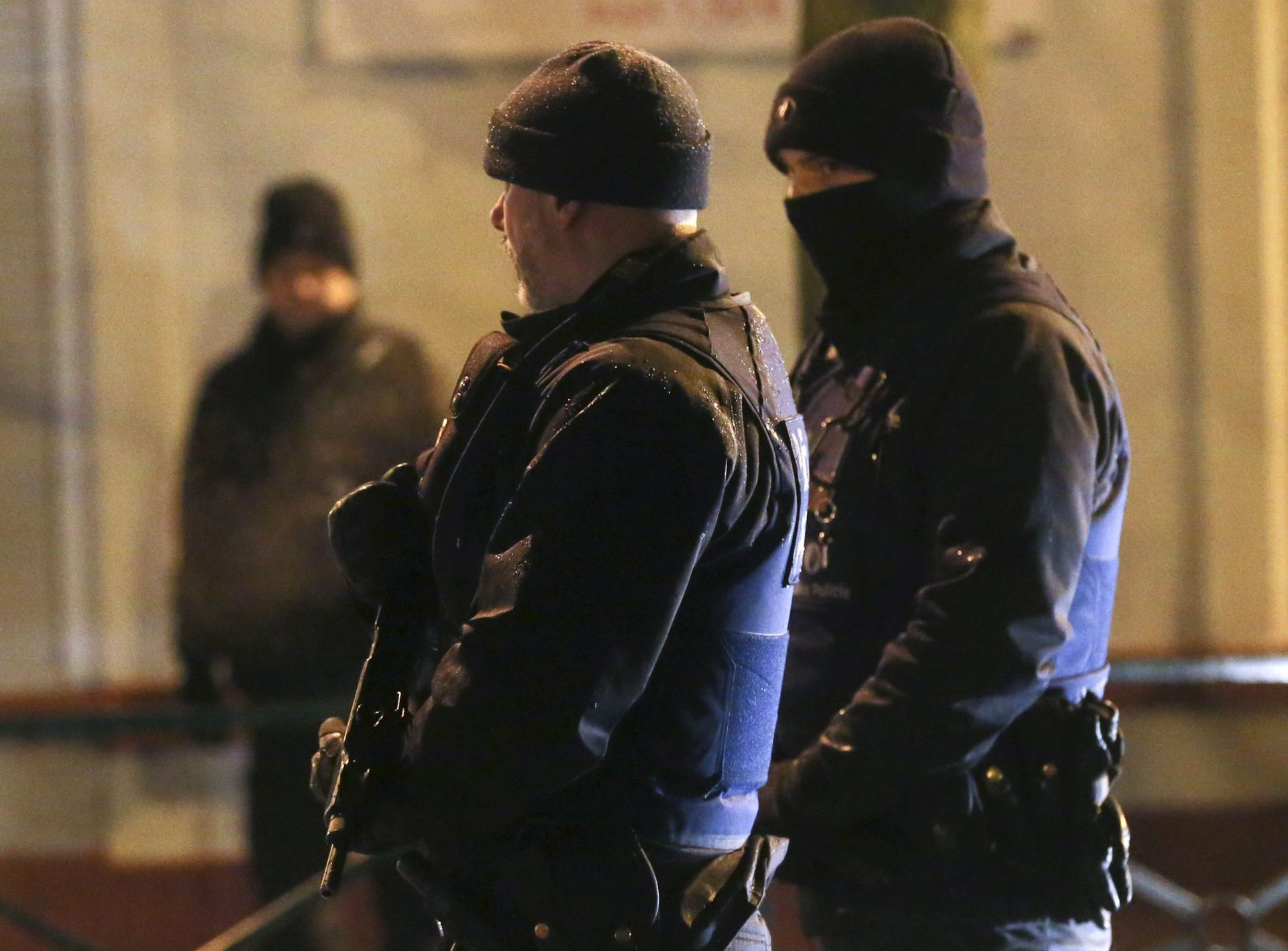 BRUXELLES U tijeku protuteroristička operacija